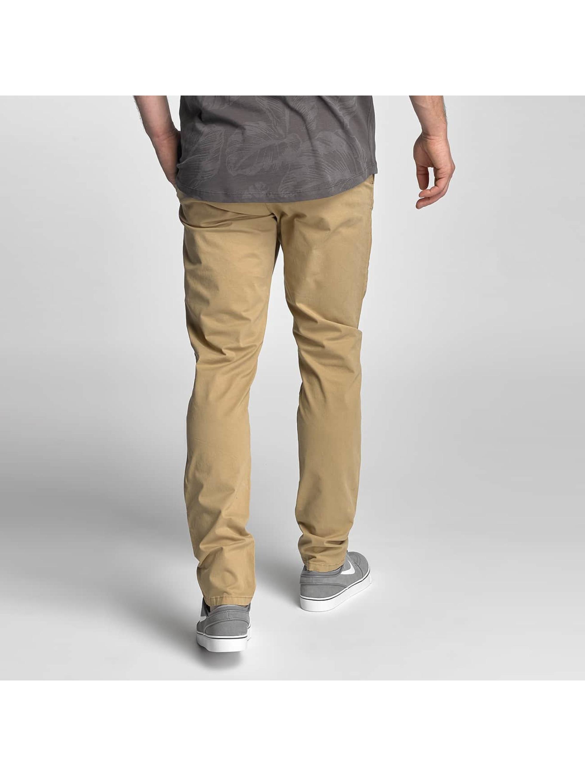 Jack & Jones Chino pants jjiMarco jjEarl brown