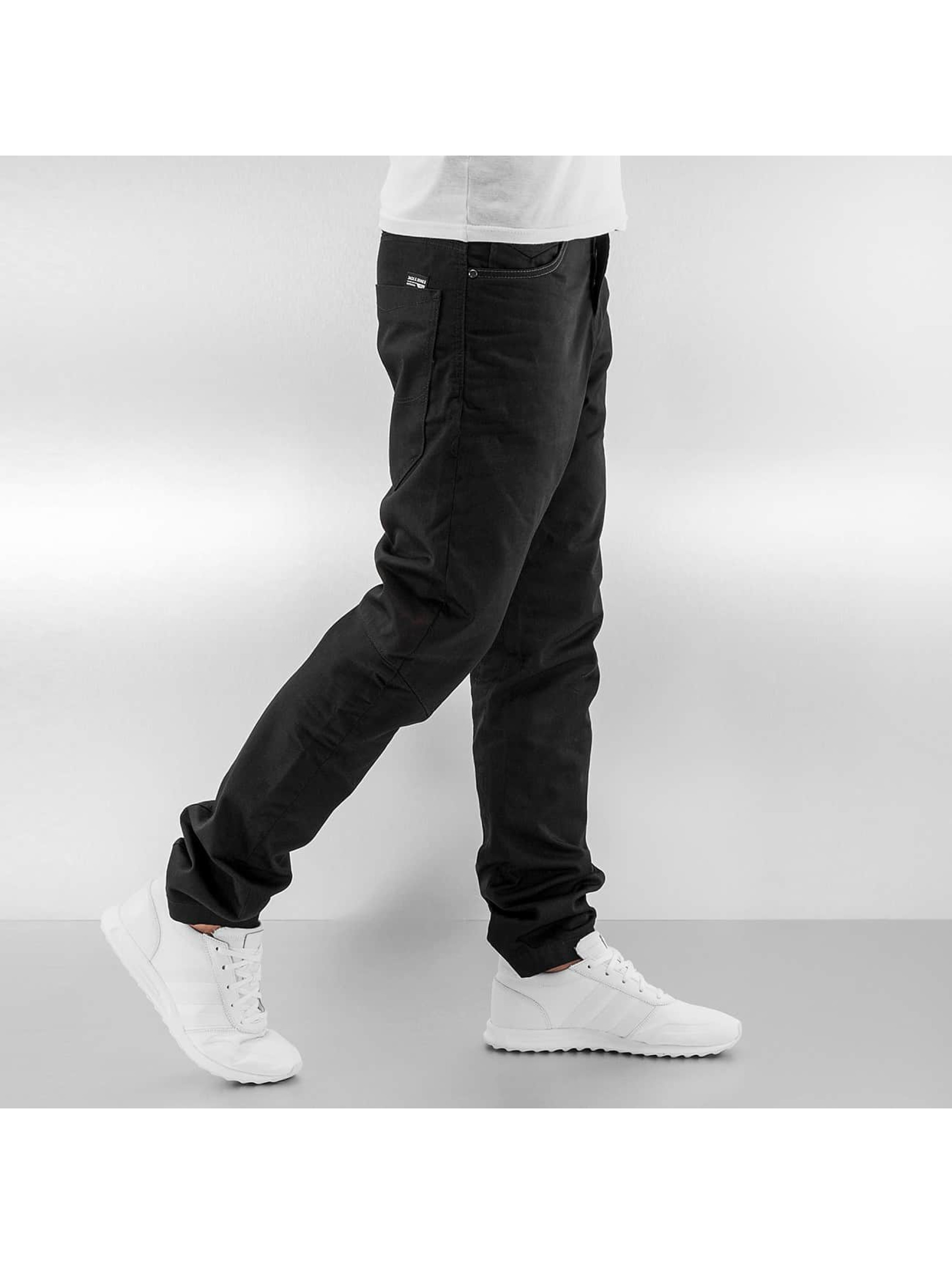 Jack & Jones Chino jjiStan jjiSac zwart