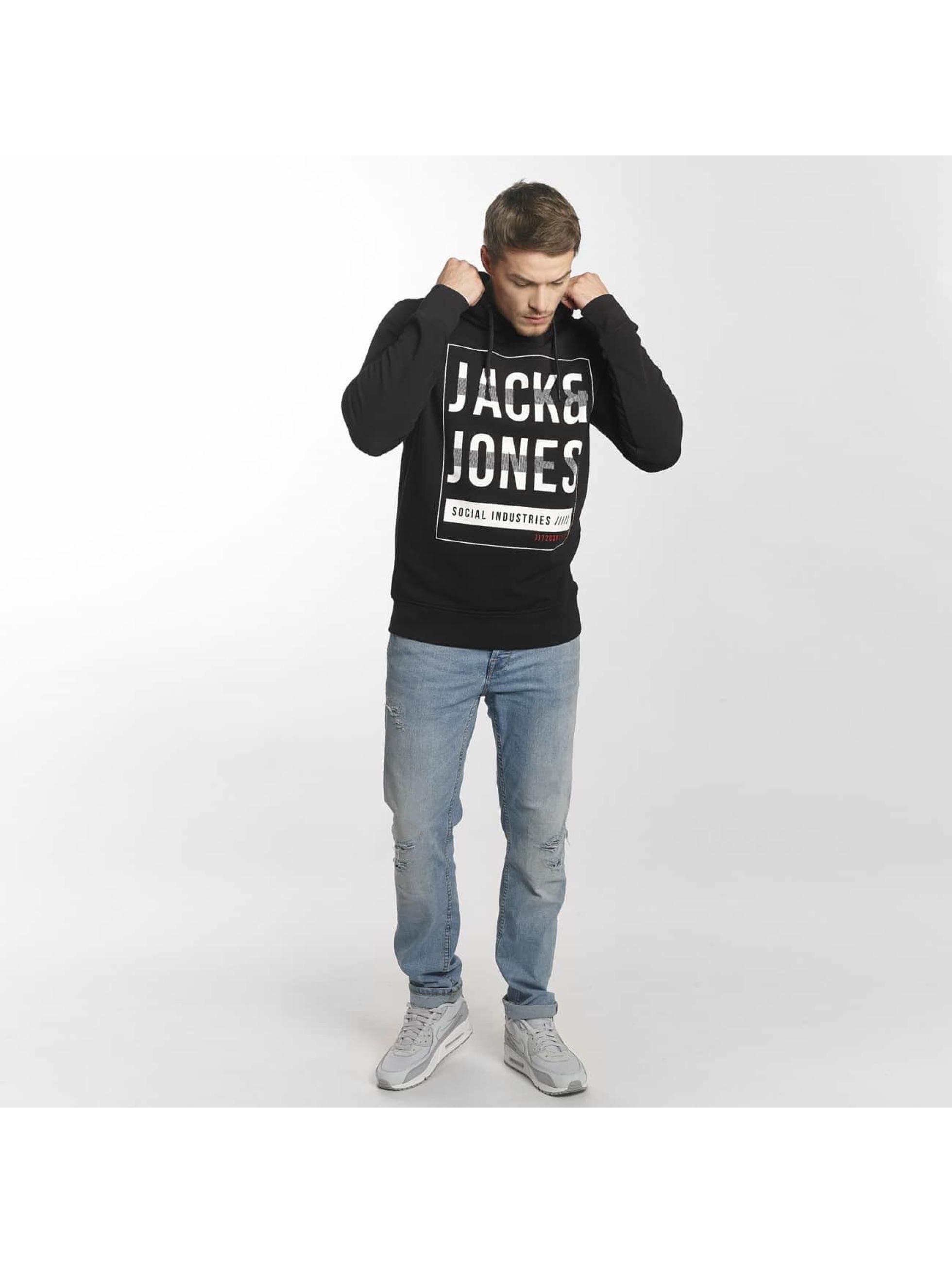 Jack & Jones Hoody jcoLine schwarz
