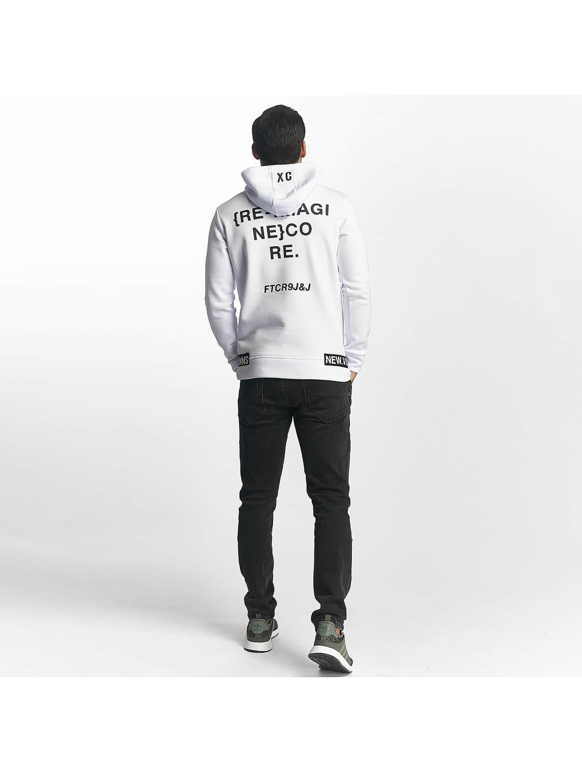 Jack & Jones Hupparit jcoDimension valkoinen