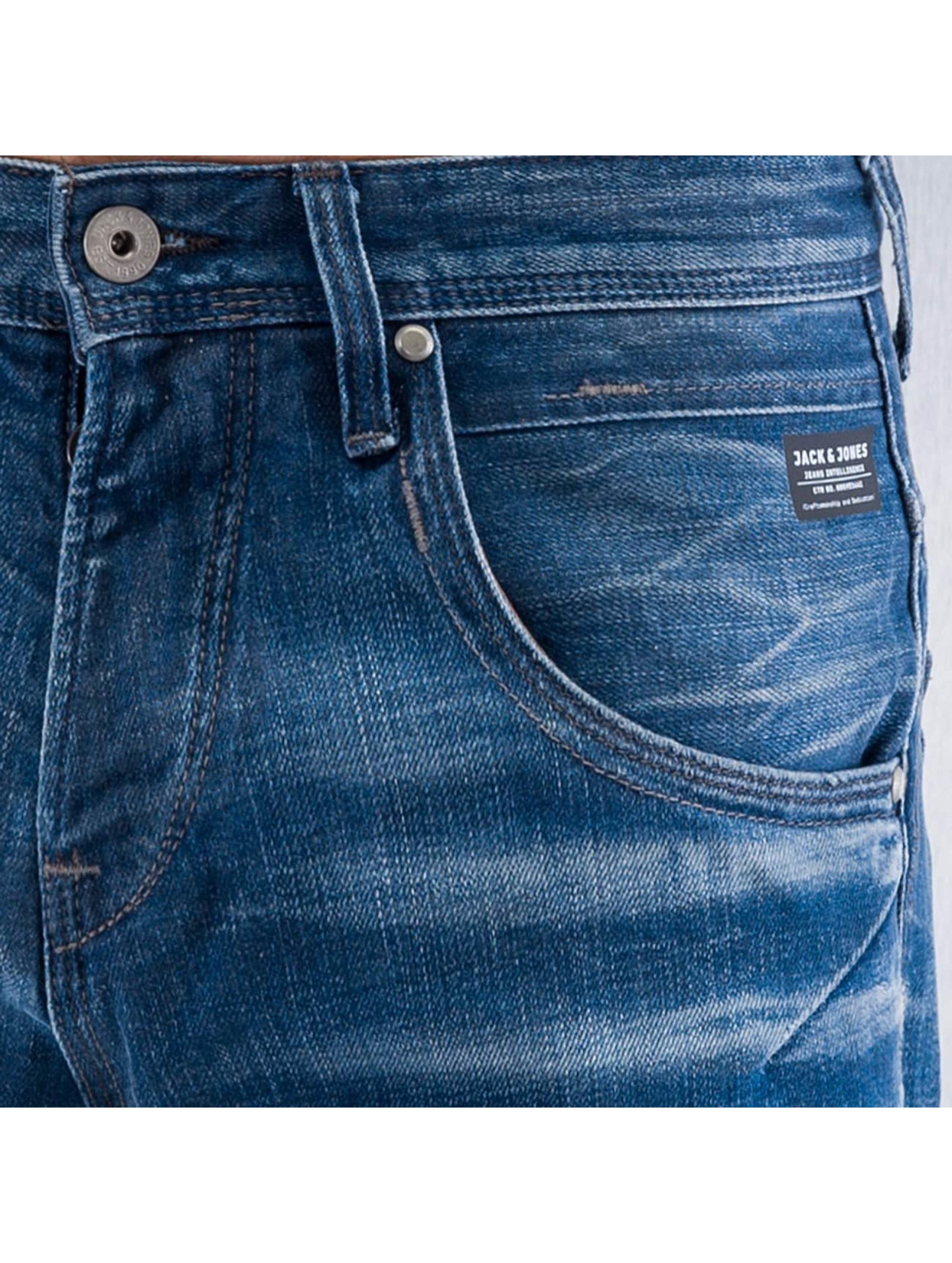 Jack & Jones Jean coupe droite jjBoxy jjLeed bleu