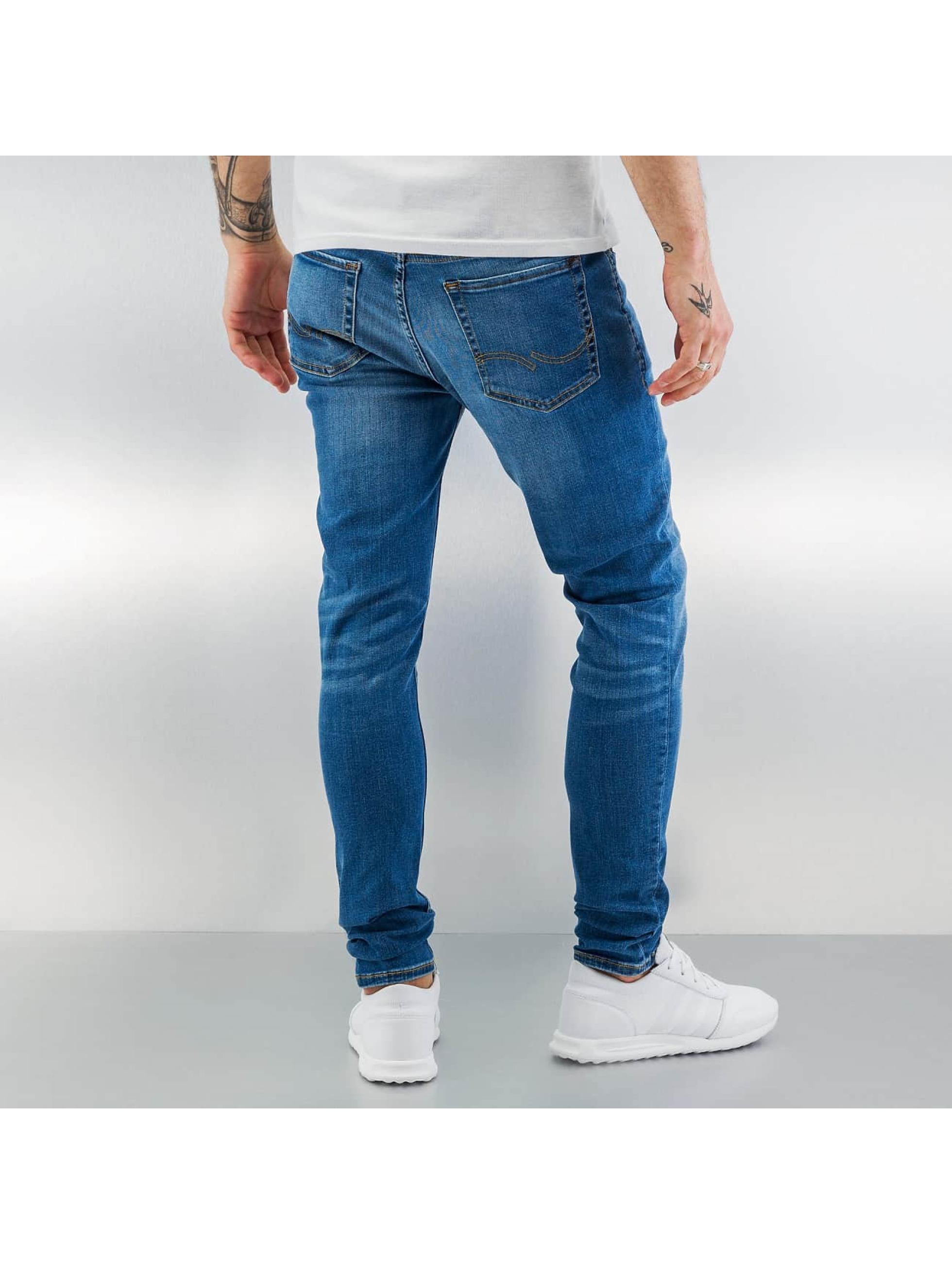 Jack & Jones Jean skinny jjiLiam jjOriginal bleu