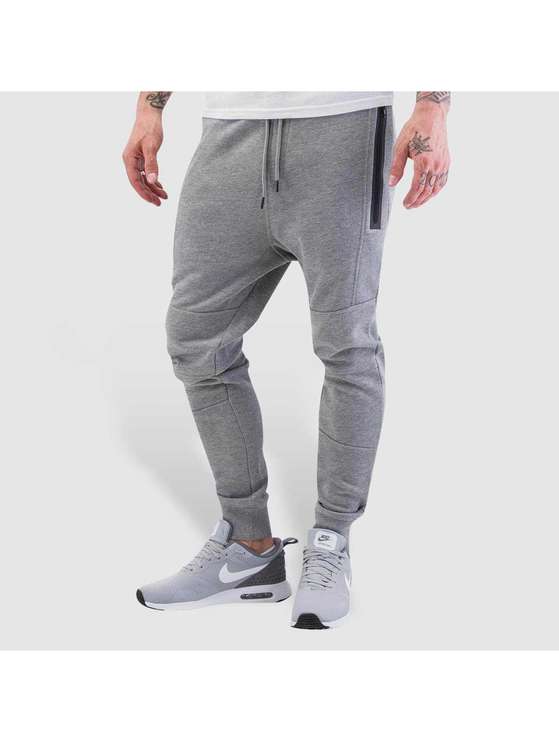 Jack & Jones Joggingbyxor jcoWill grå