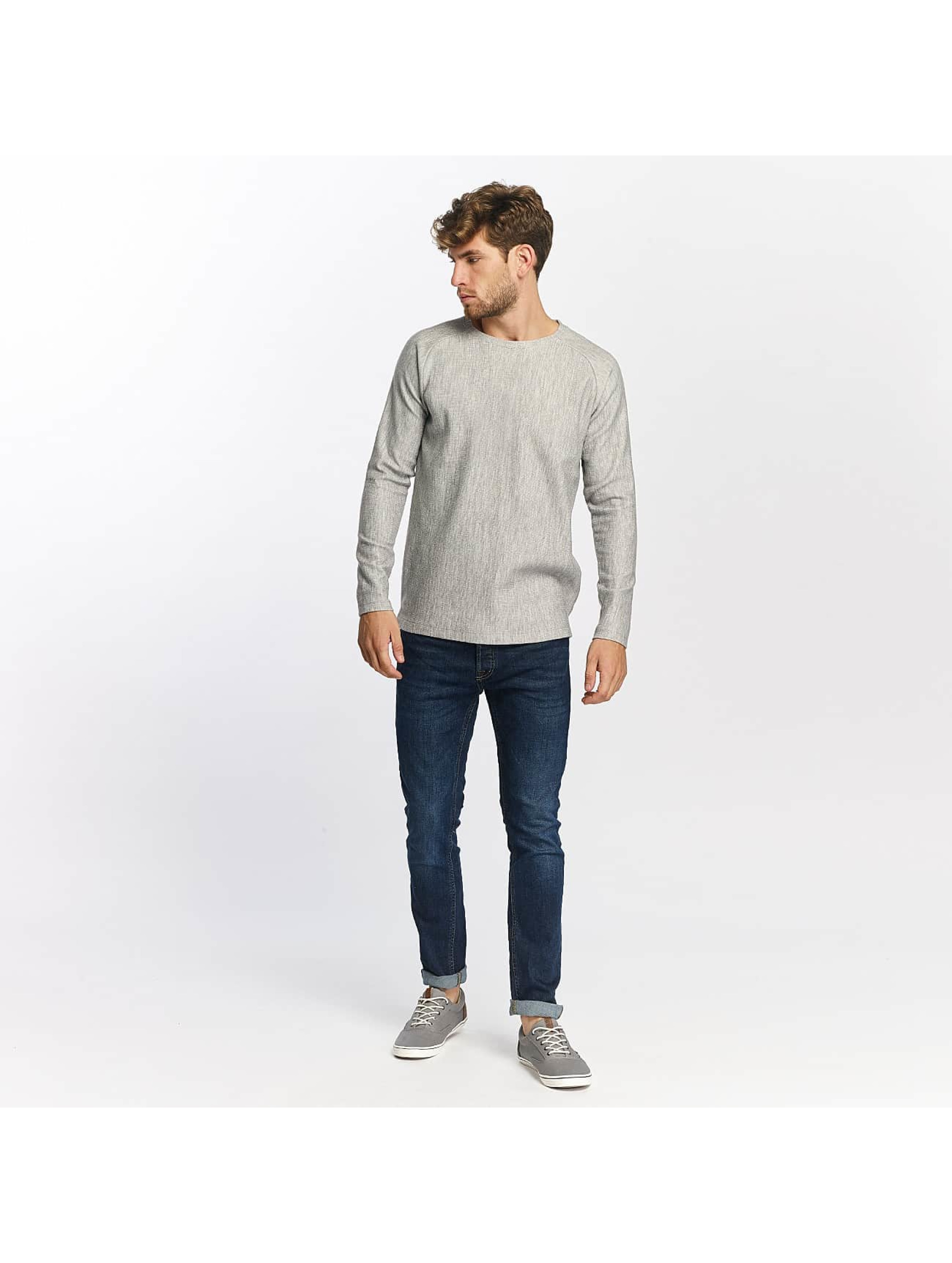 Jack & Jones Langærmede jprCashed grå