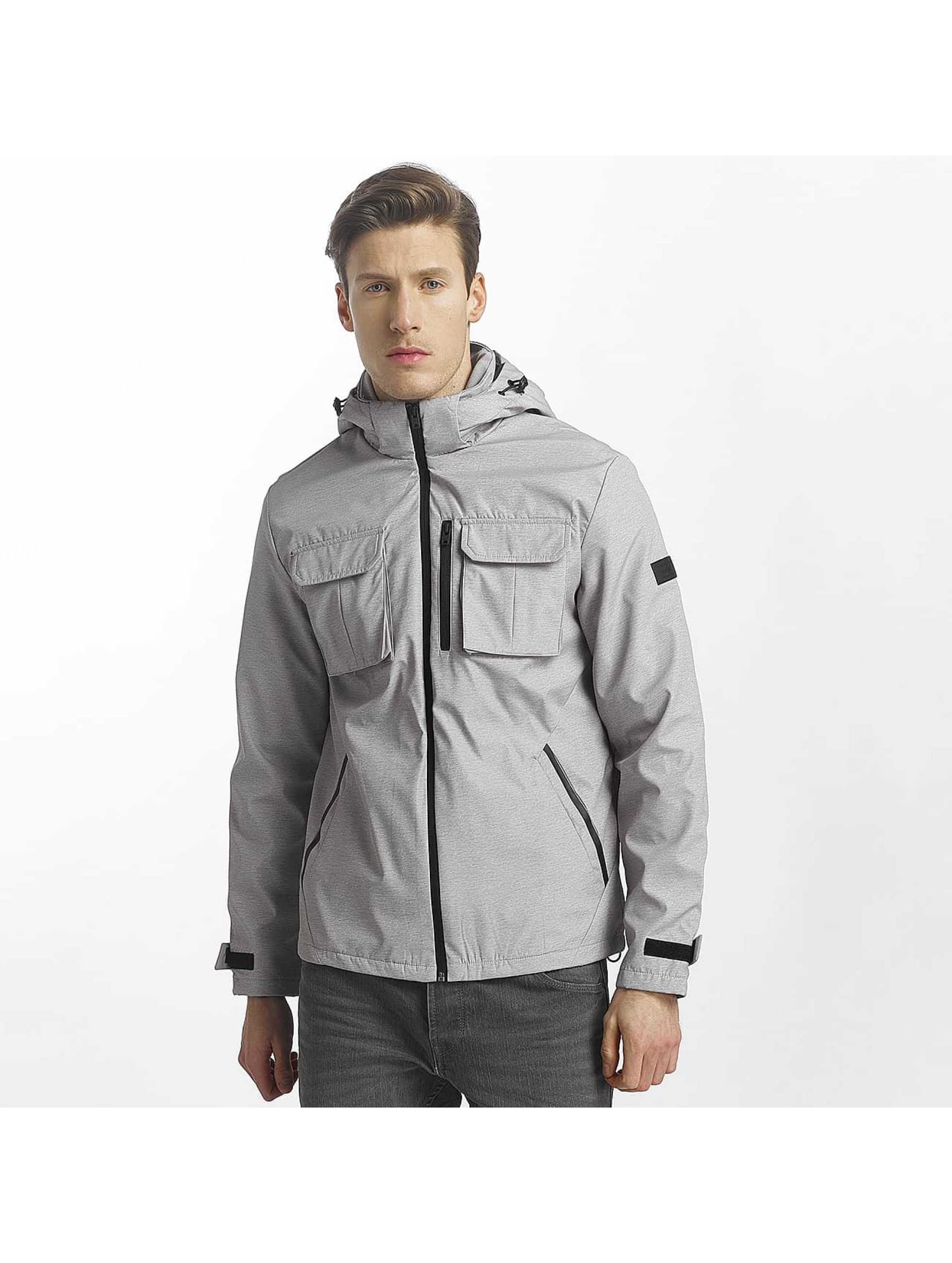 Jack & Jones Lightweight Jacket jcoWeel gray