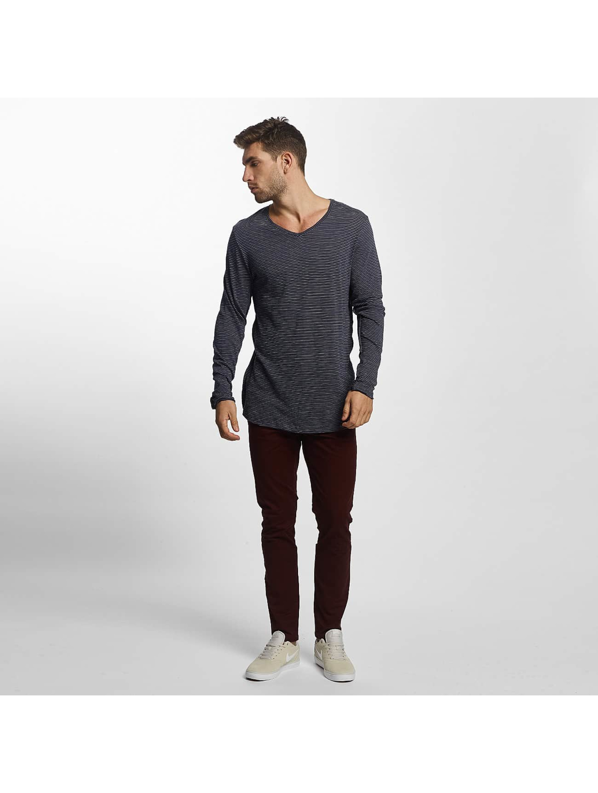 Jack & Jones Longsleeve JORLoose blau