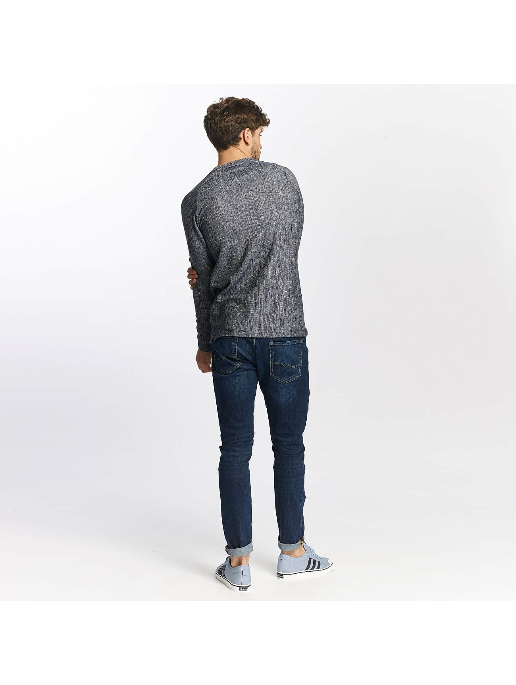 Jack & Jones Longsleeve jprCashed blauw
