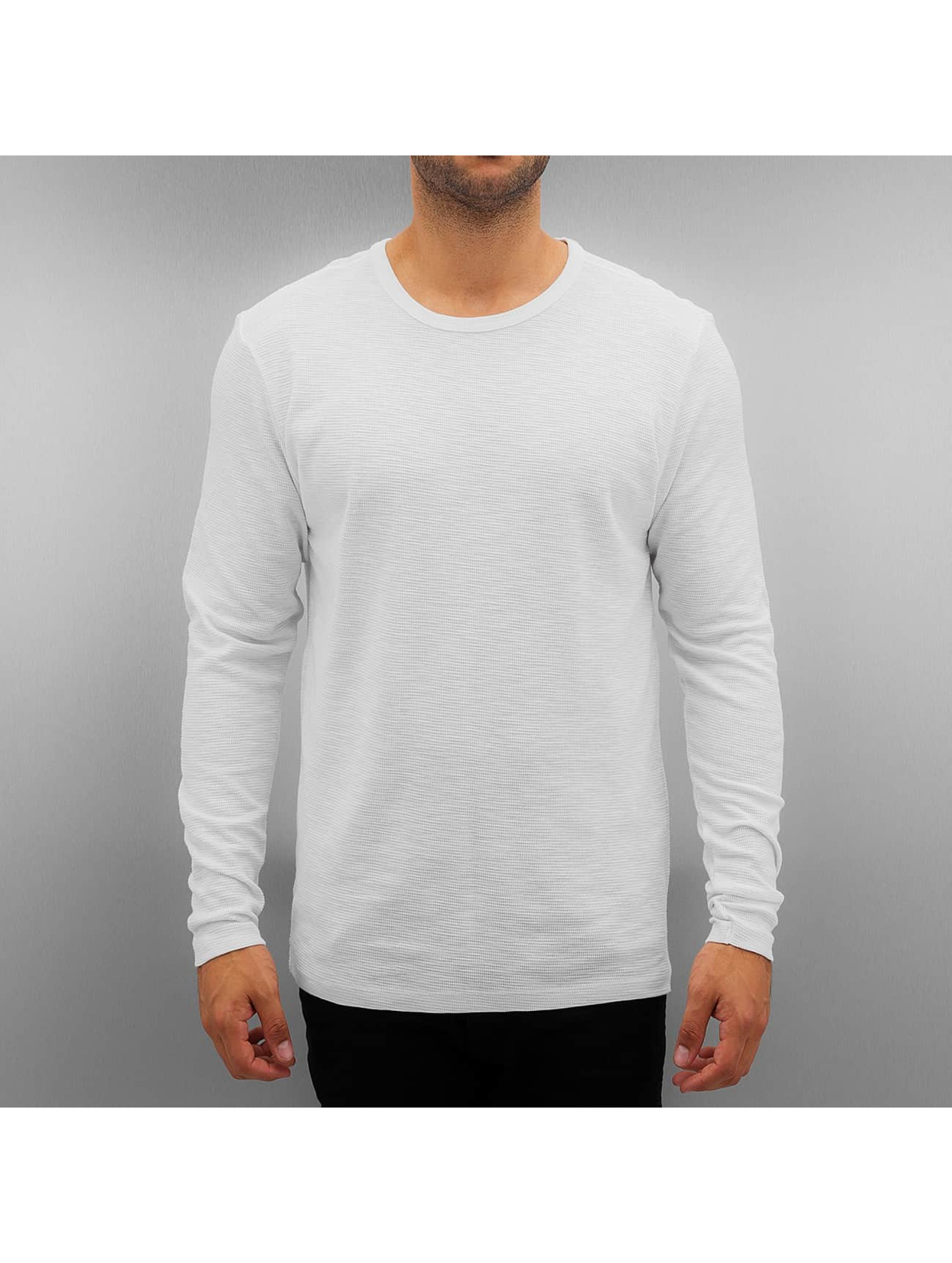Jack & Jones Longsleeve jcoBarnie wit