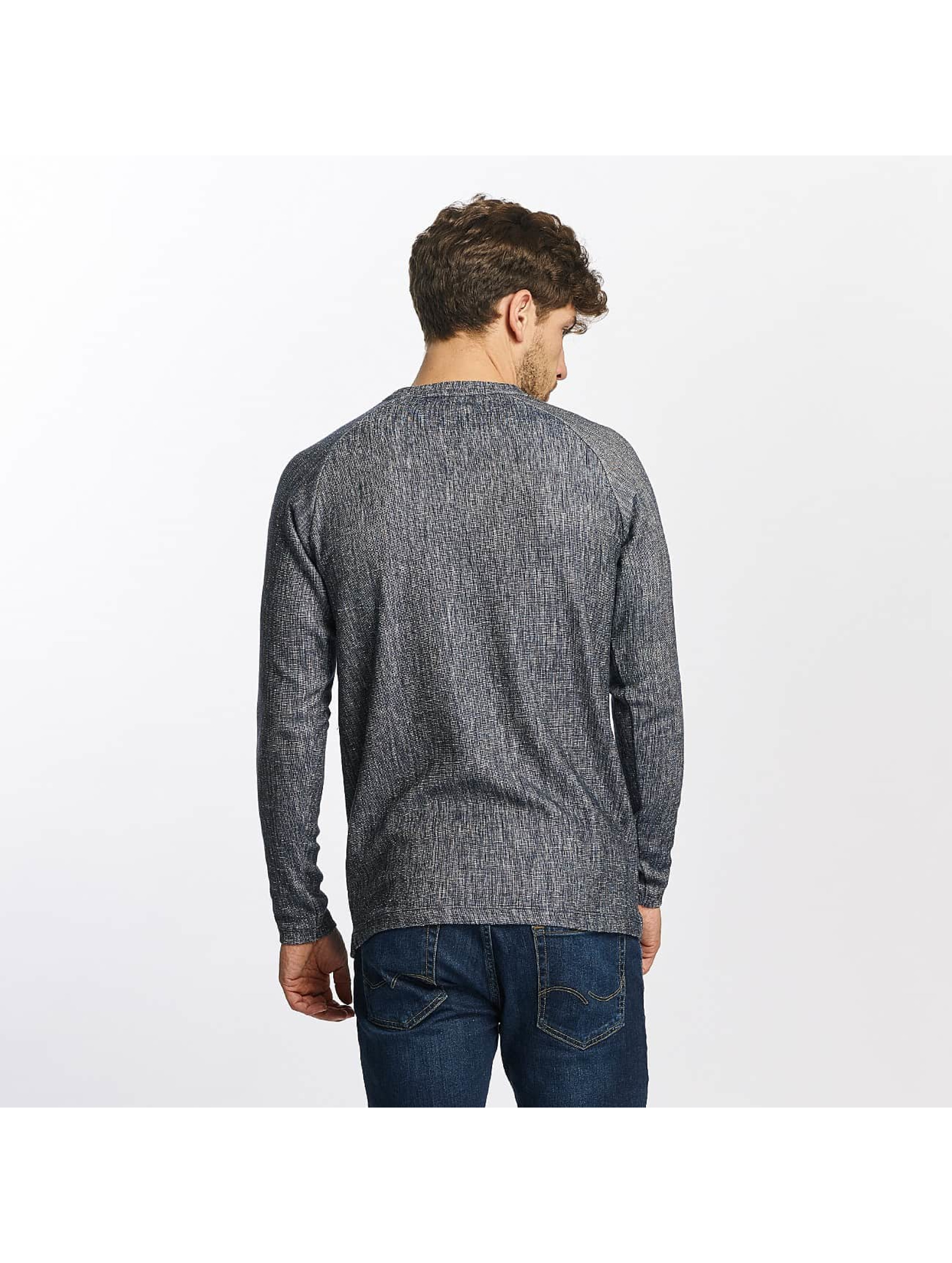 Jack & Jones Longsleeves jprCashed modrý