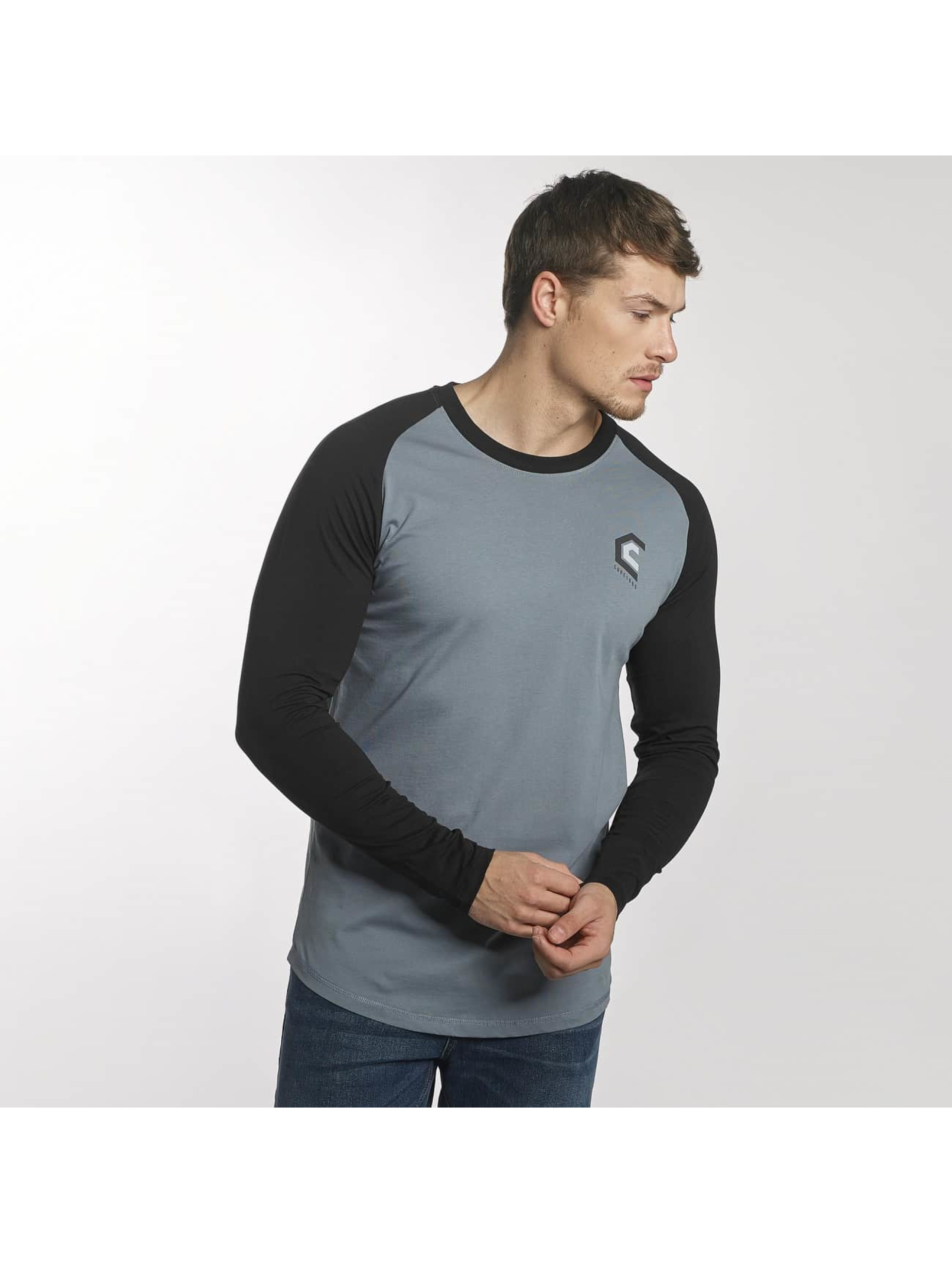 Jack & Jones Longsleeves jcoBuddy niebieski