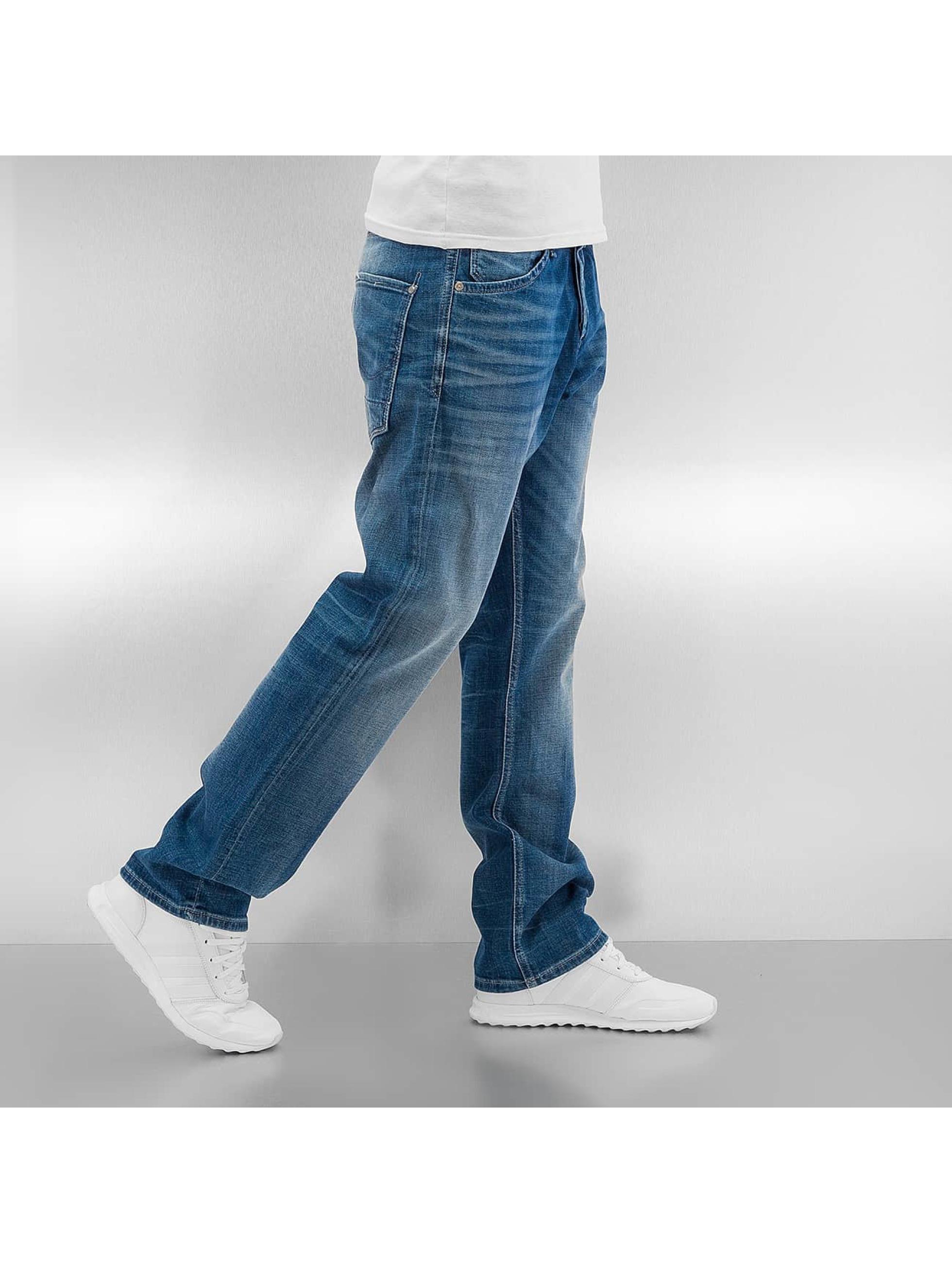 Jack & Jones Loose Fit Jeans jjiBoxy blue