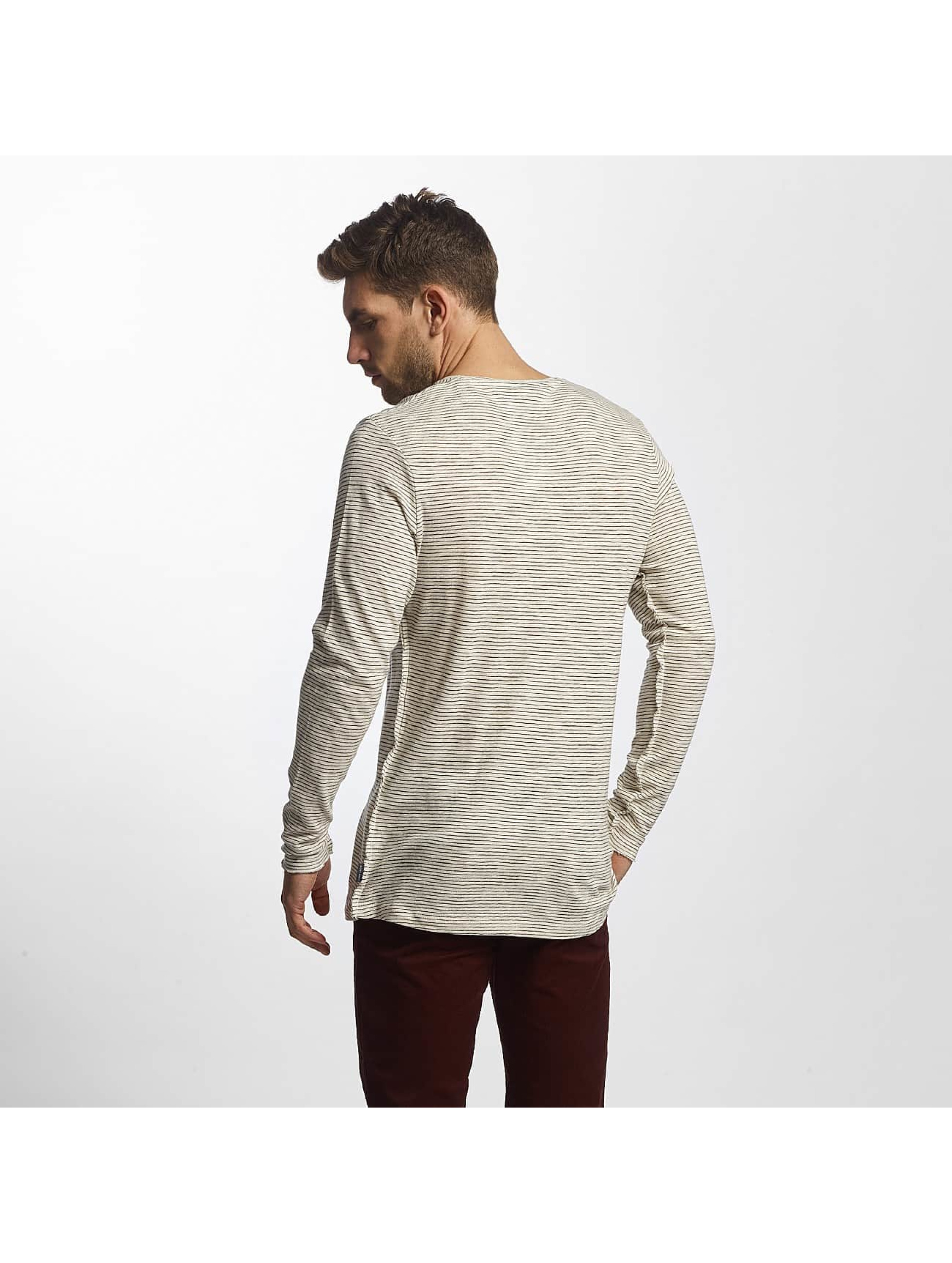 Jack & Jones Maglietta a manica lunga JORLoose beige