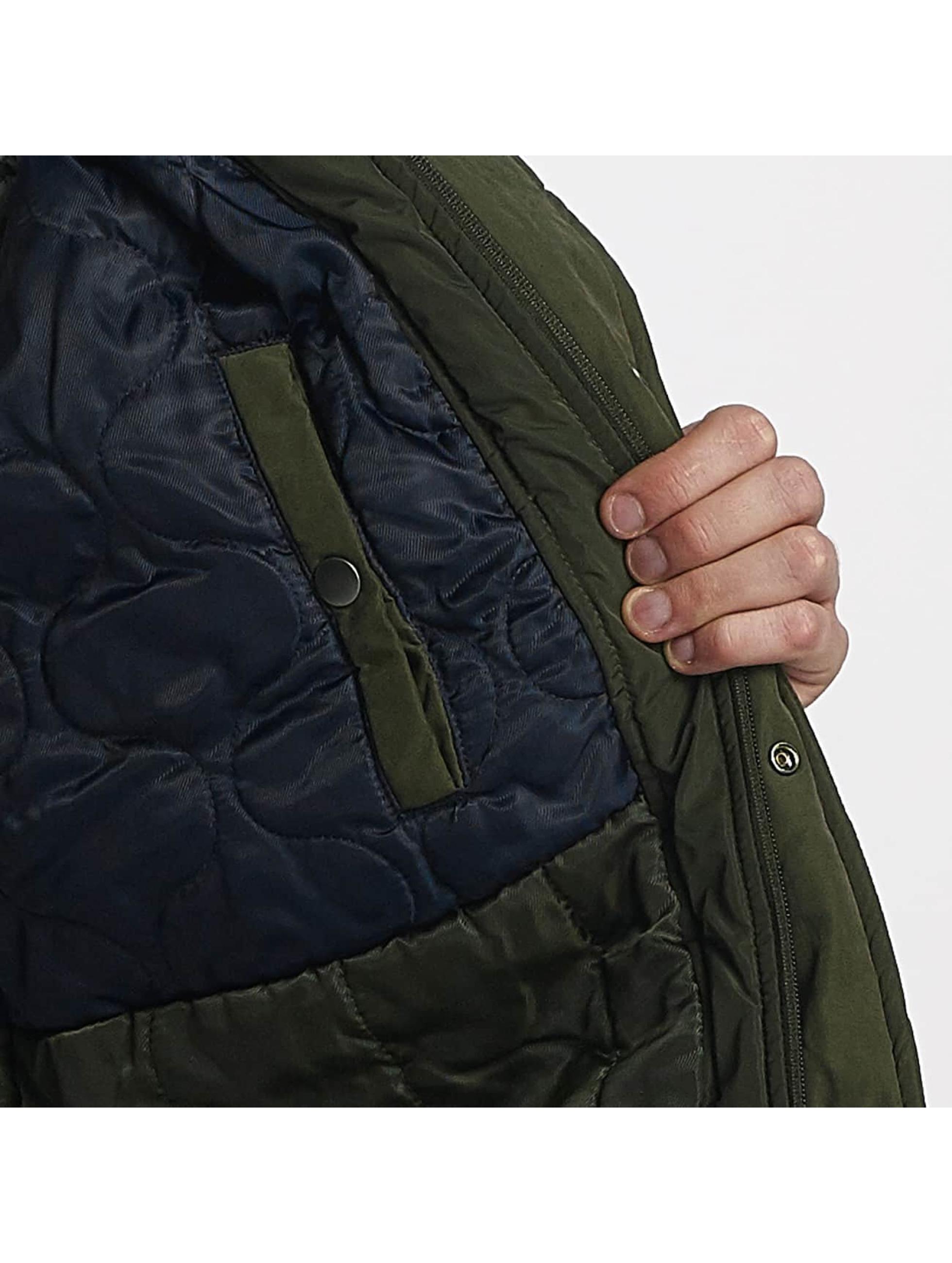 Jack & Jones Manteau hiver jorPoul vert