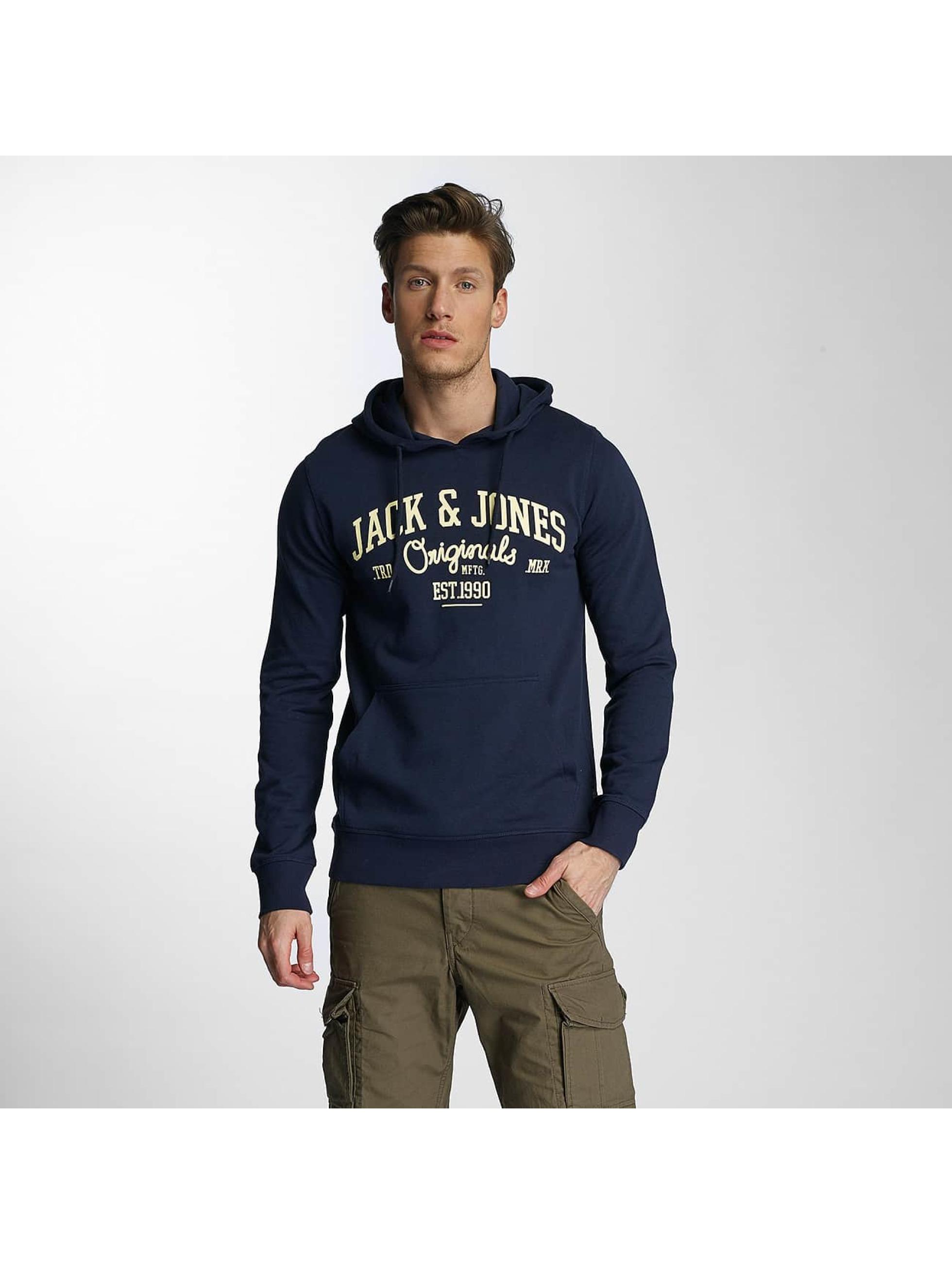 Jack & Jones Mikiny jorDiego modrá