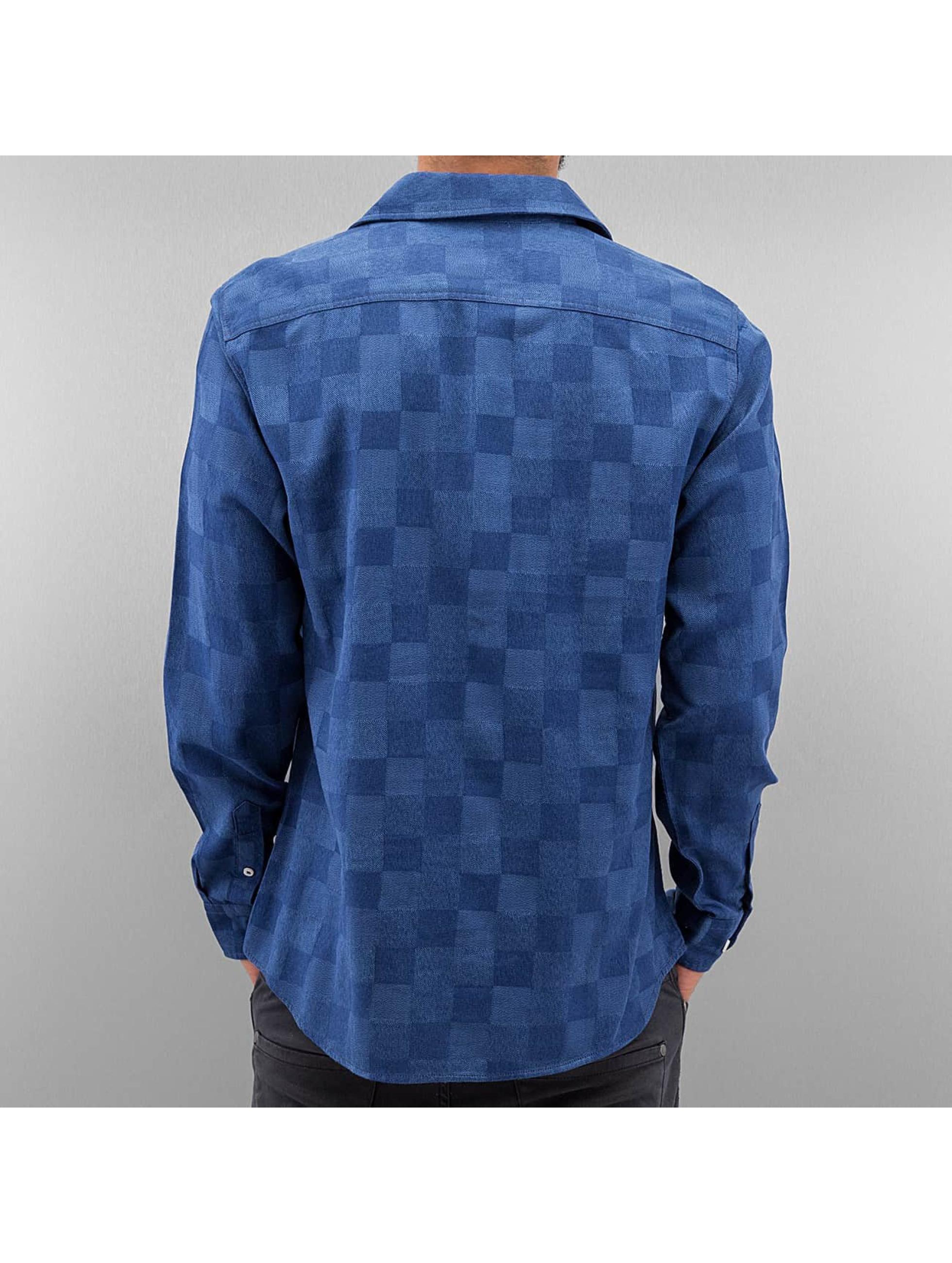 Jack & Jones overhemd jjLeigh blauw