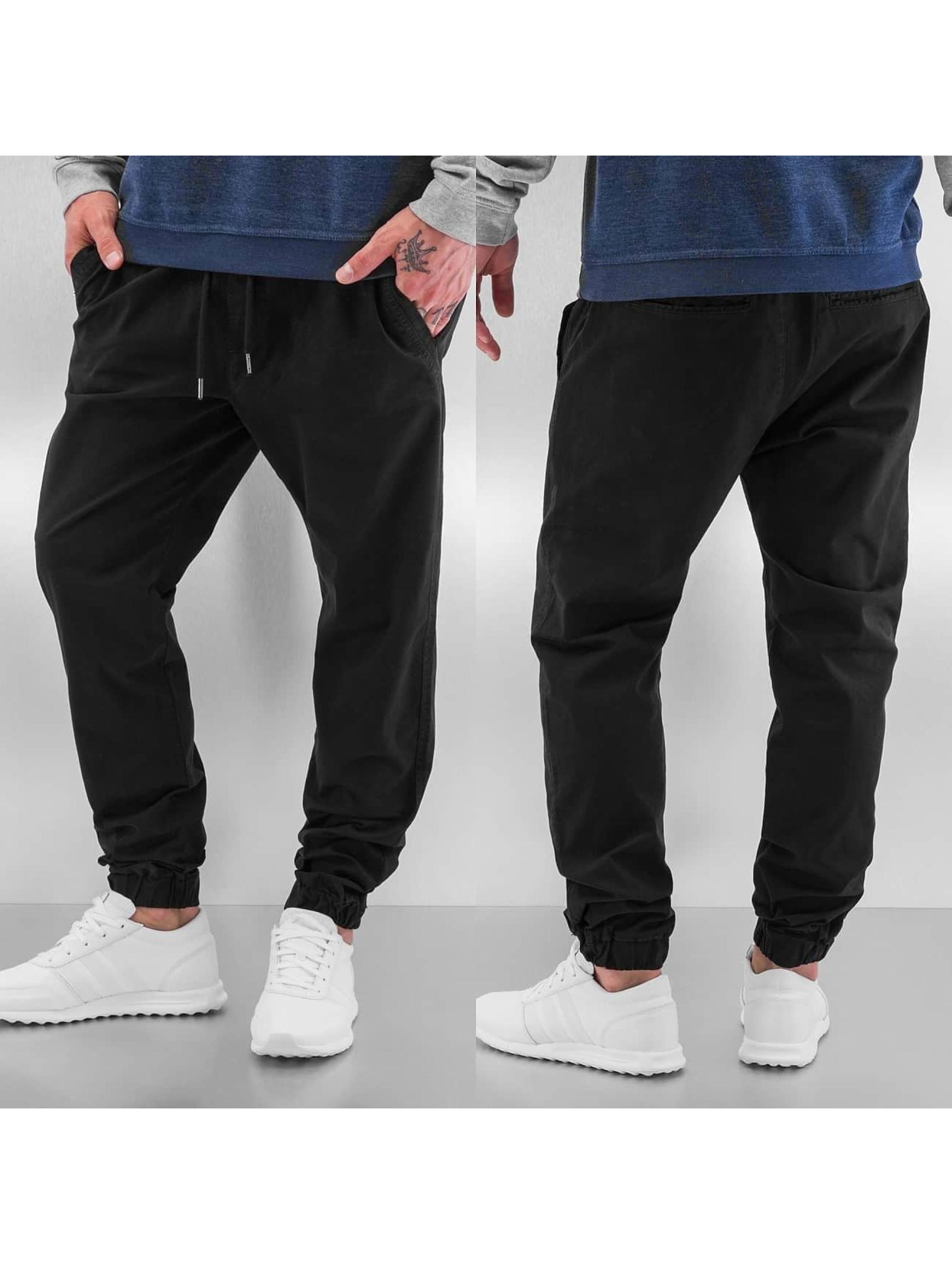 Jack & Jones Pantalon chino jjiVega jjLane noir