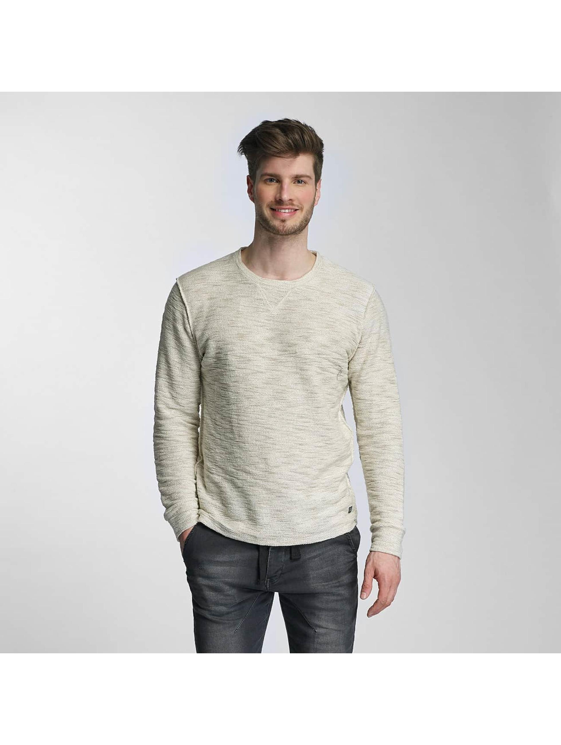 jack jones herren pullover jorsinner in beige 315260. Black Bedroom Furniture Sets. Home Design Ideas