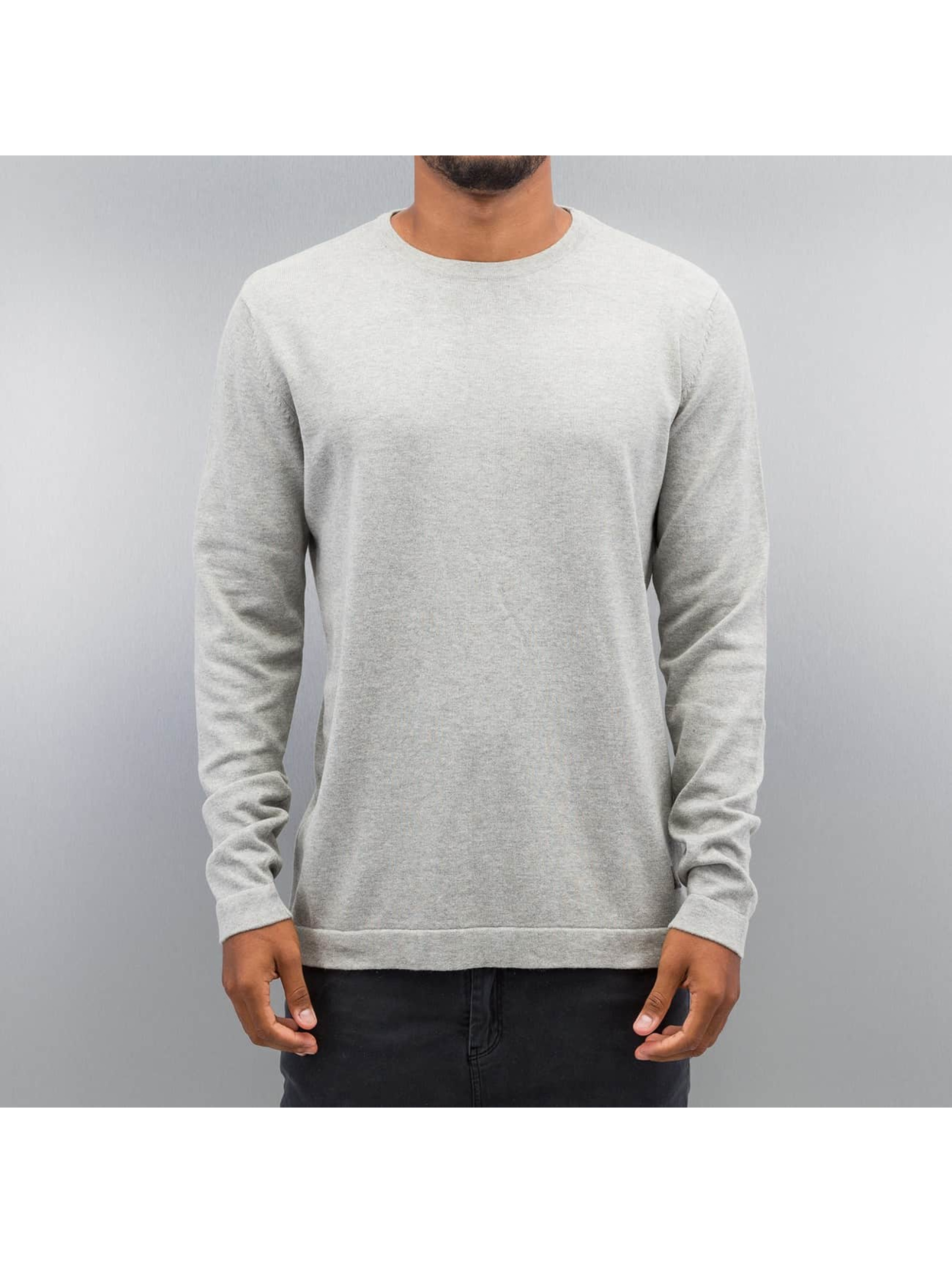 Jack & Jones Pullover corBasic grau