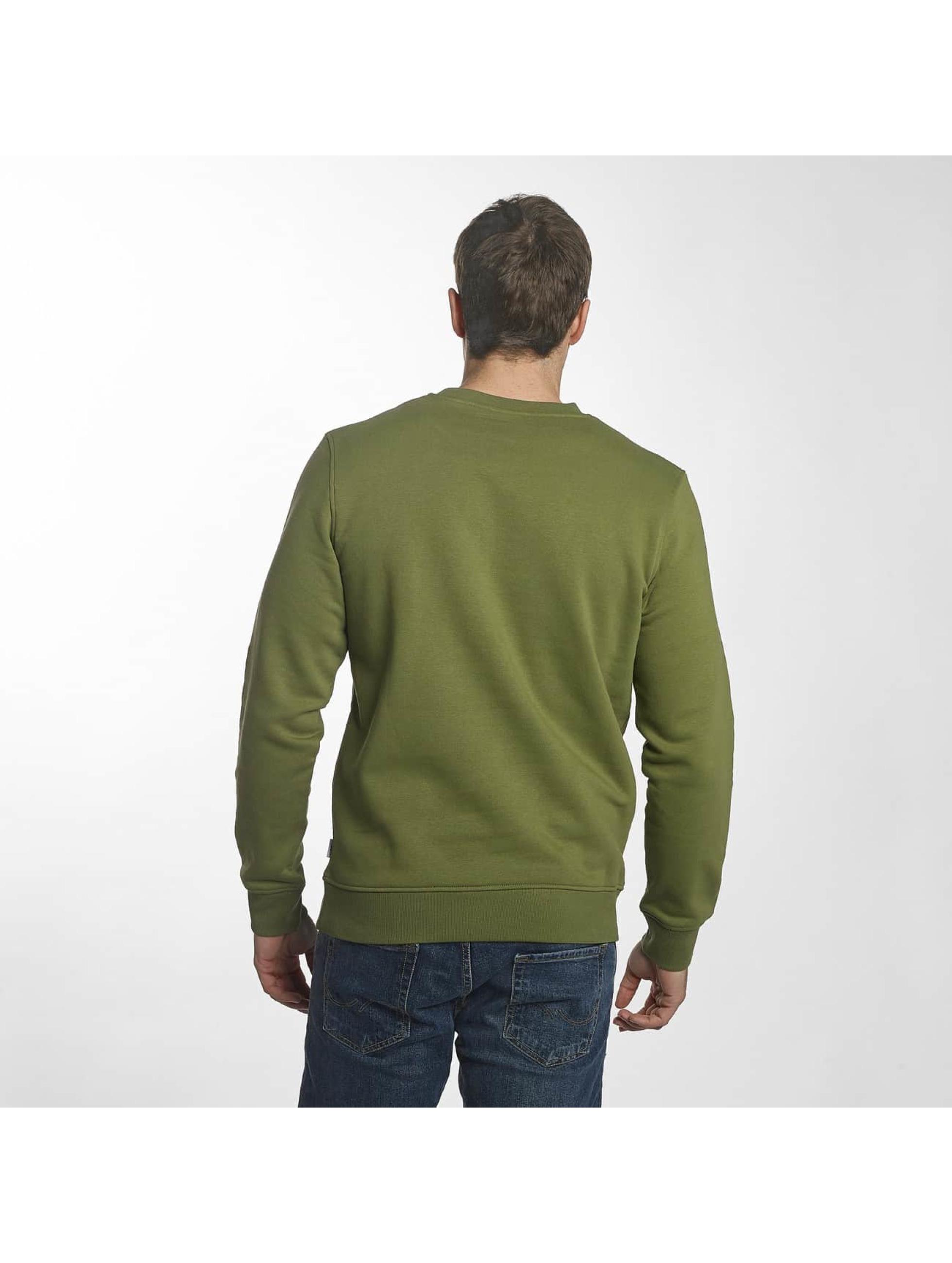 Jack & Jones Pullover jcoGeometric green