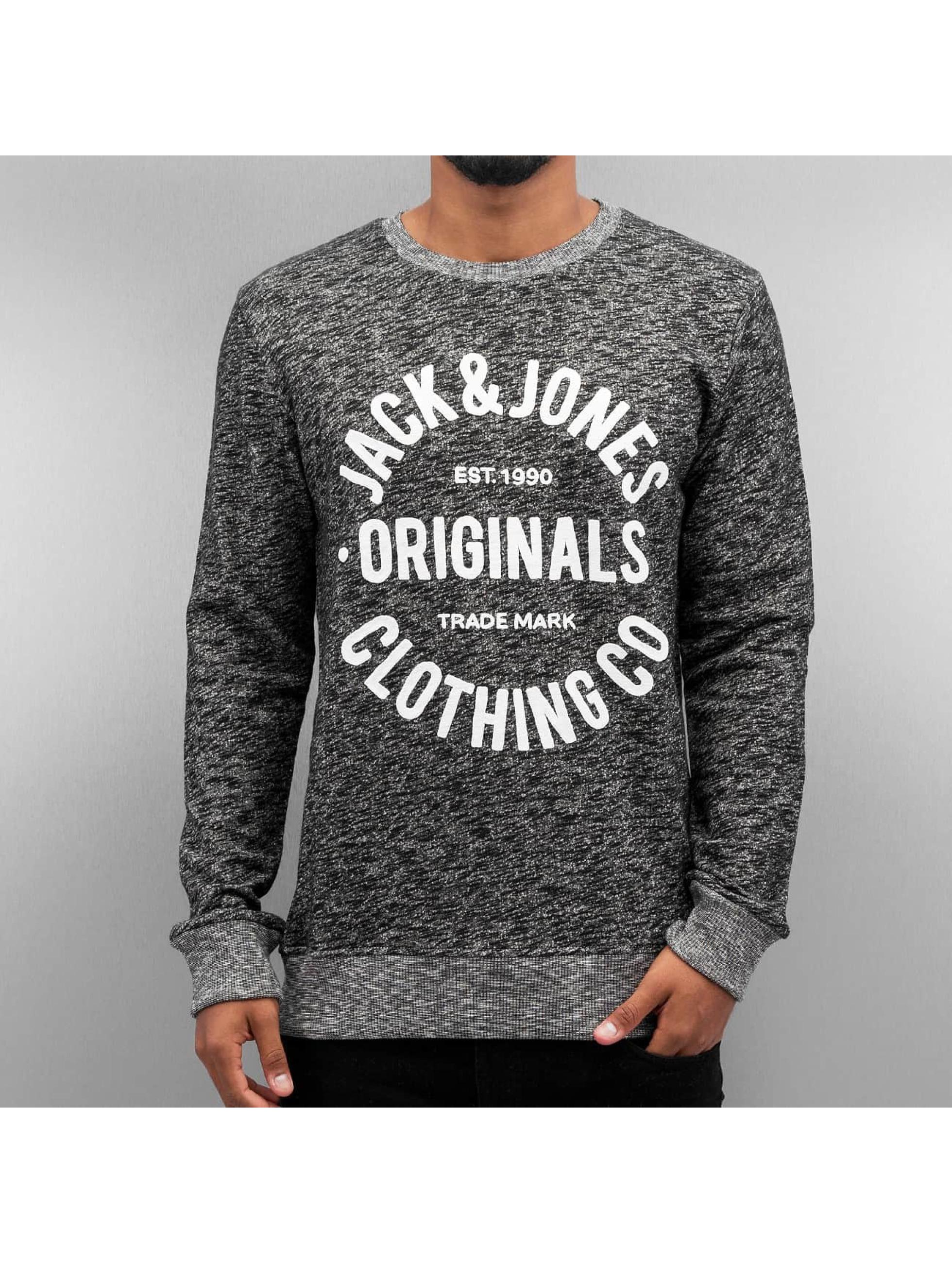 Jack & Jones Pulóvre jorClemens šedá