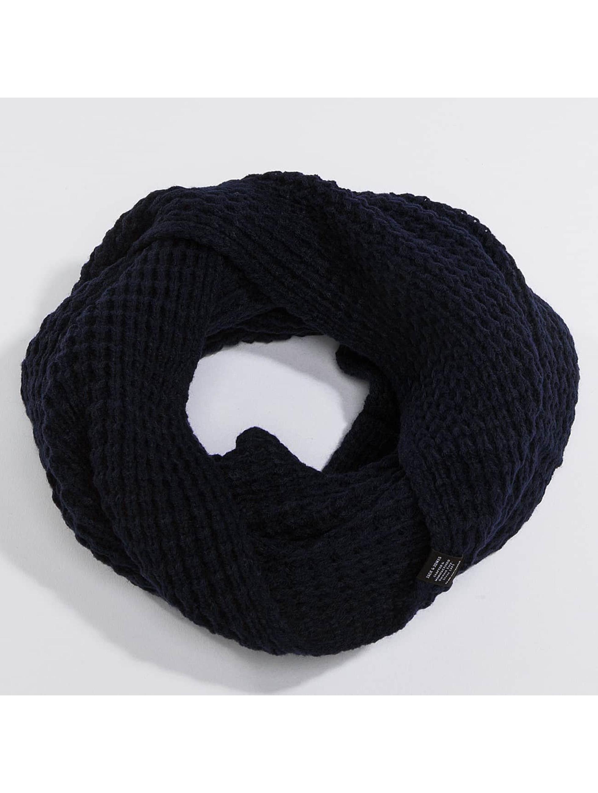 47211503b483ee Jack   Jones Schal jacWaffle Knit in blau 376846