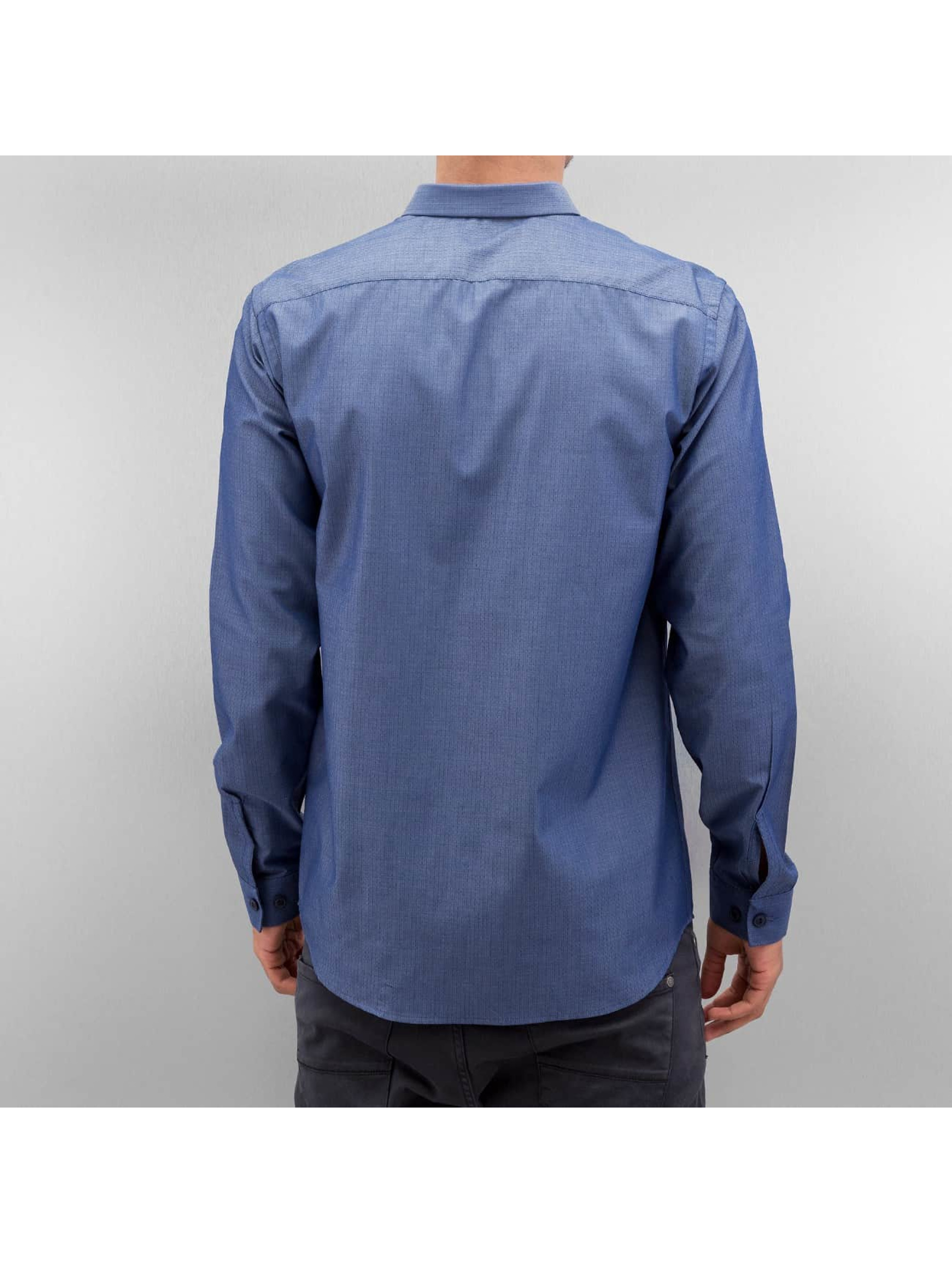 Jack & Jones Shirt jcoDobby blue