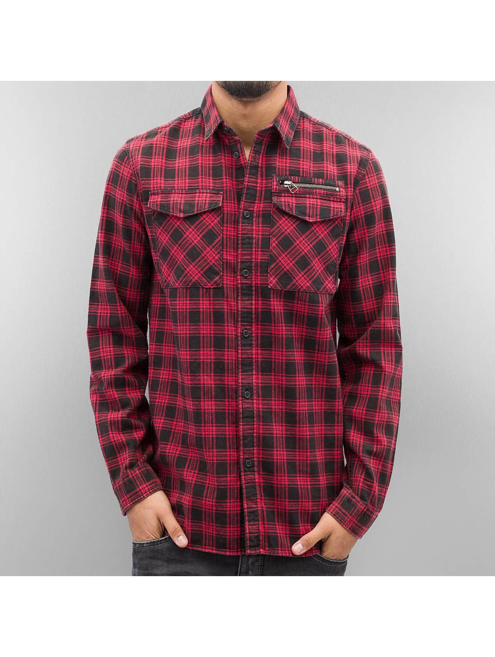 Jack & Jones Shirt jorPunk red