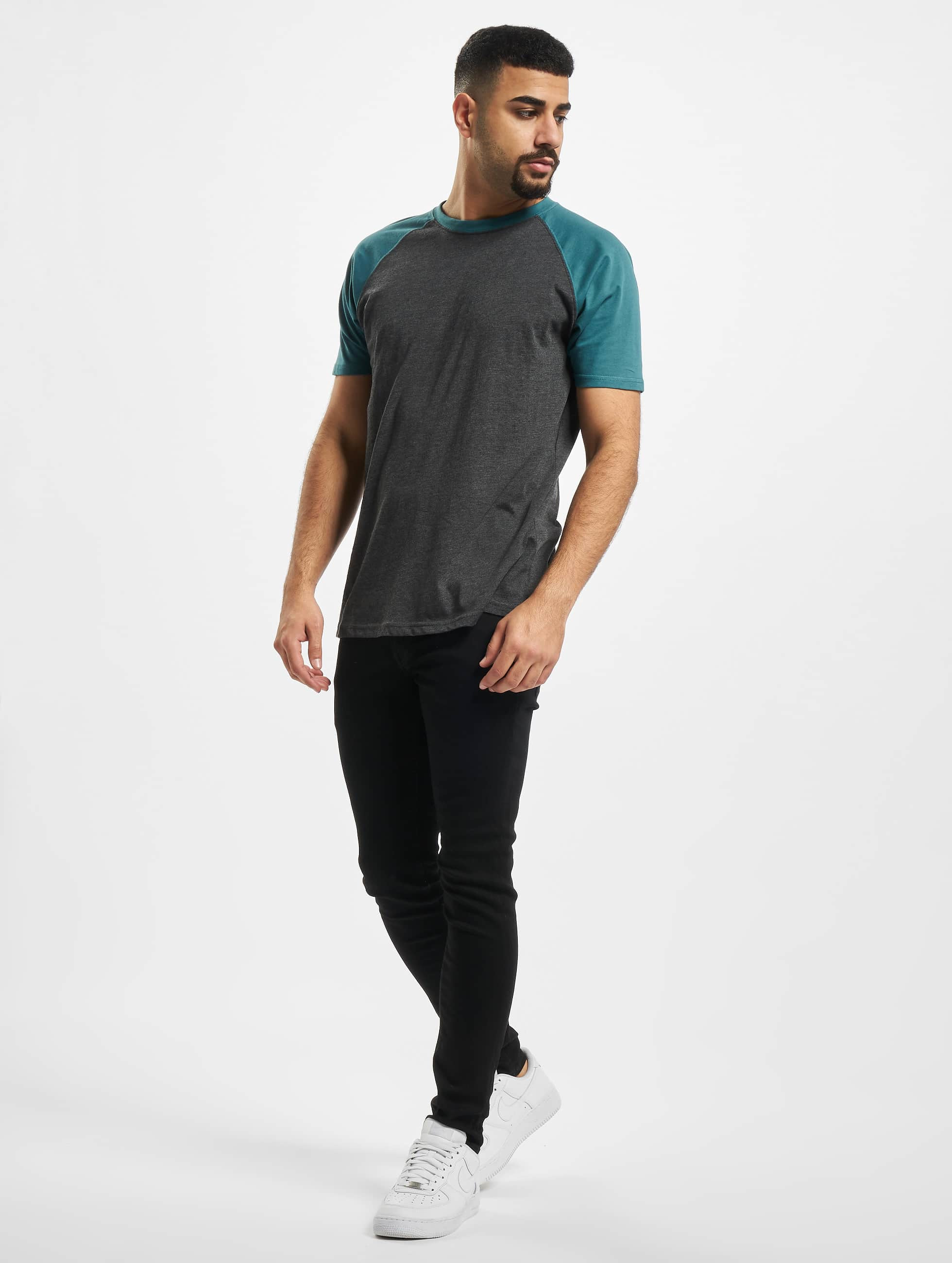 Jack & Jones Skinny Jeans jjiLiam jjOriginal black