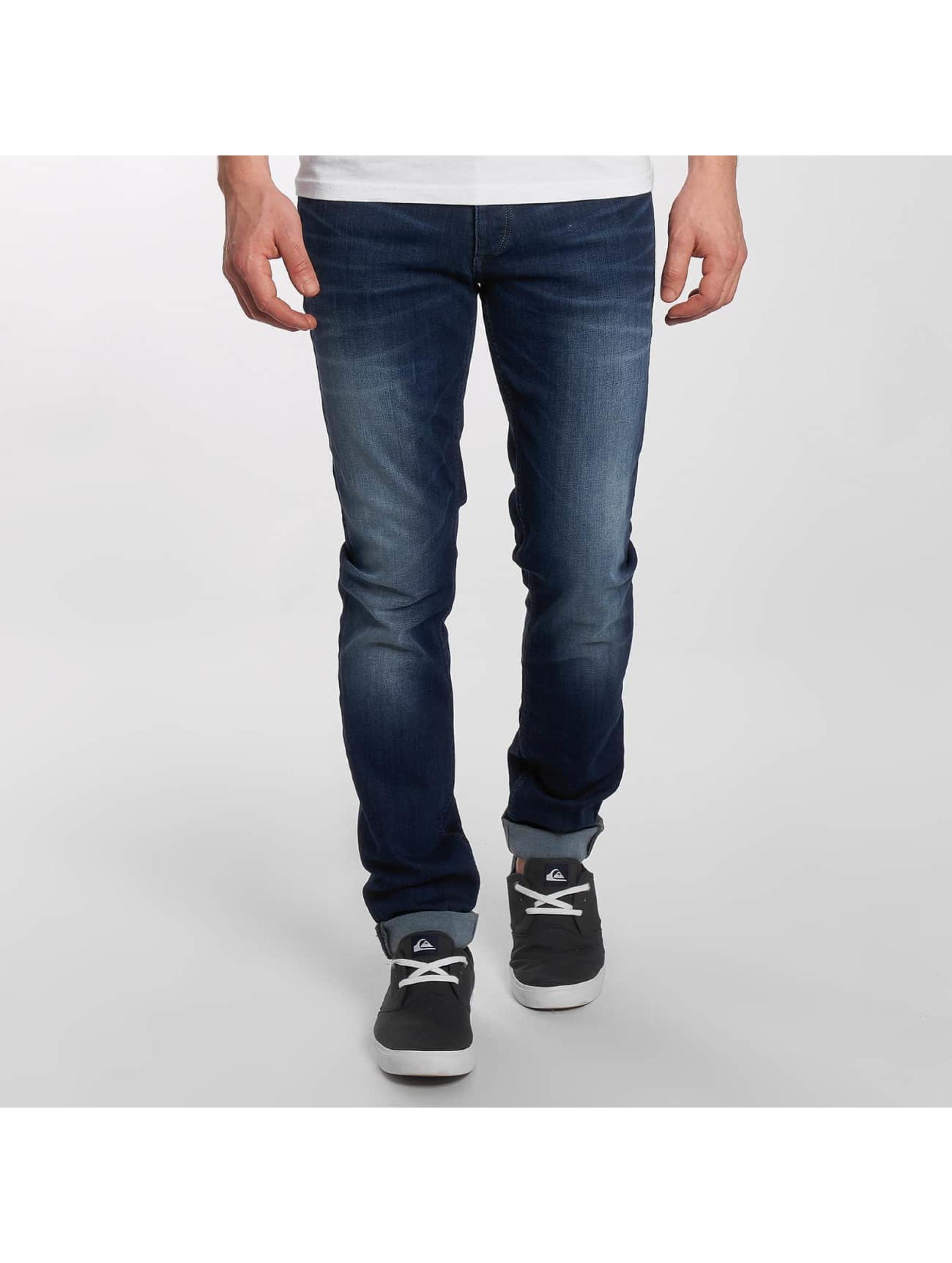 Jack & Jones Skinny Jeans jjiTim jjOriginal blau