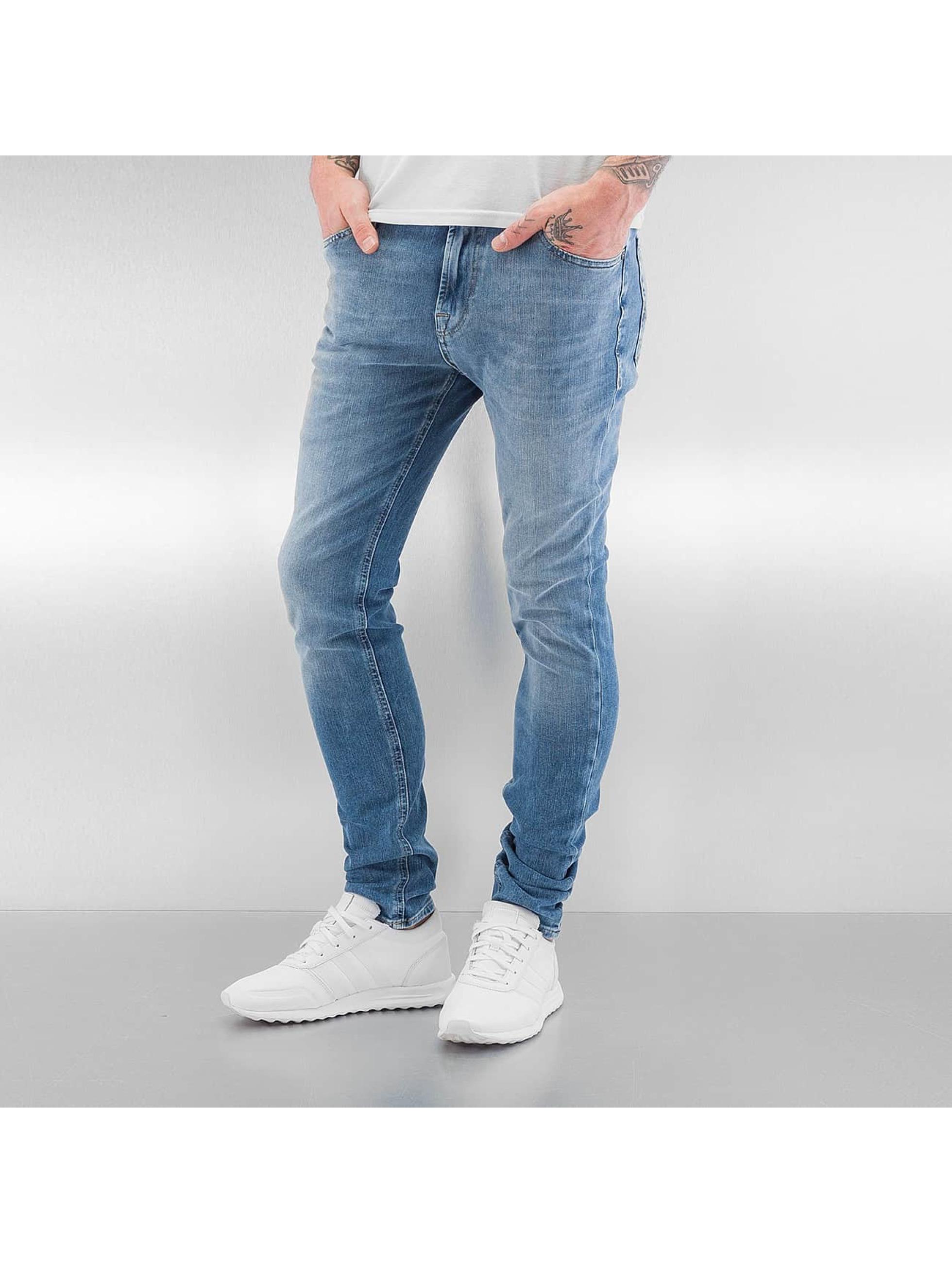 Jack & Jones Skinny Jeans jjiLiam jjOriginal in blau