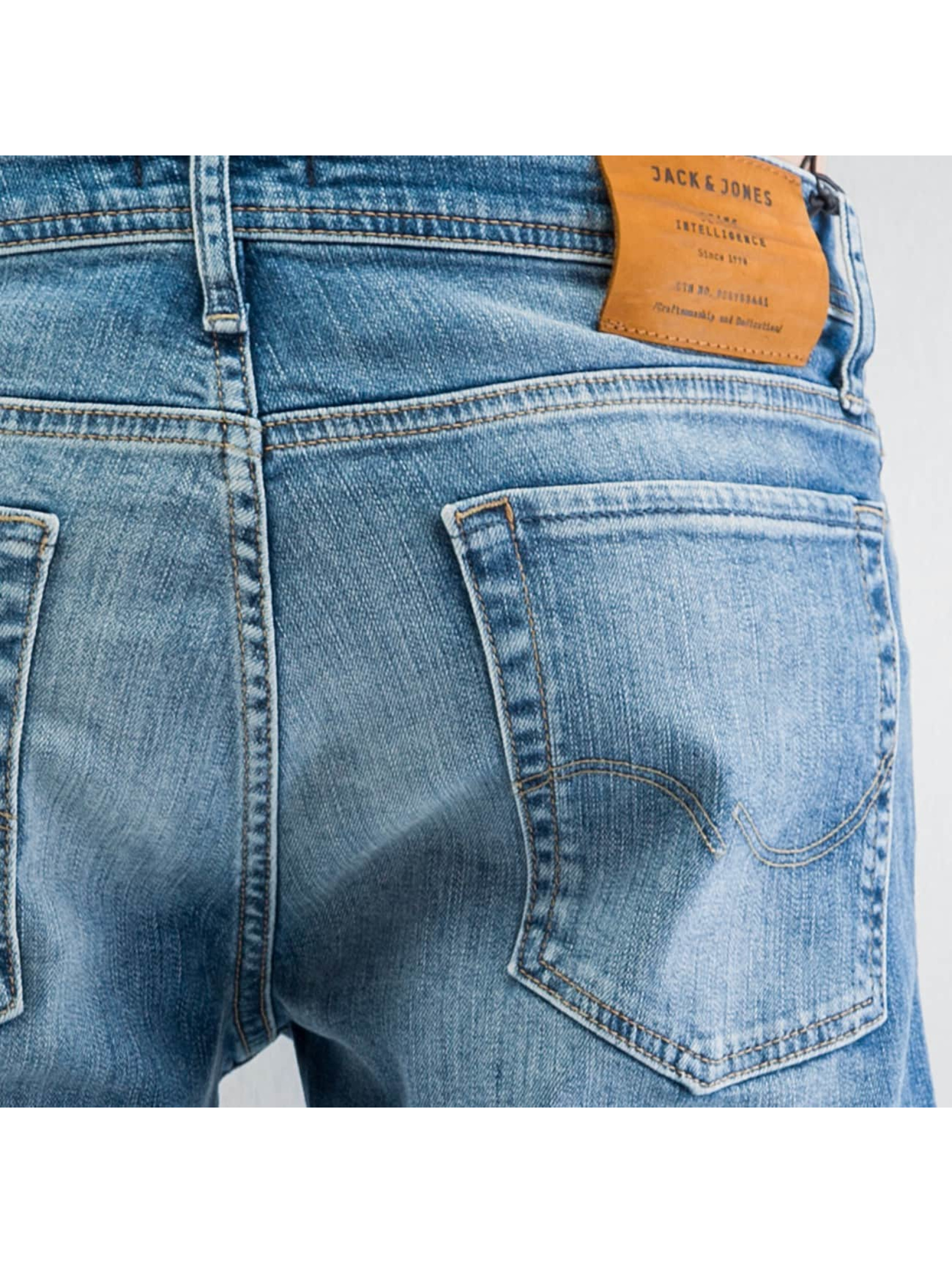 Jack & Jones Skinny Jeans jjiClark blue
