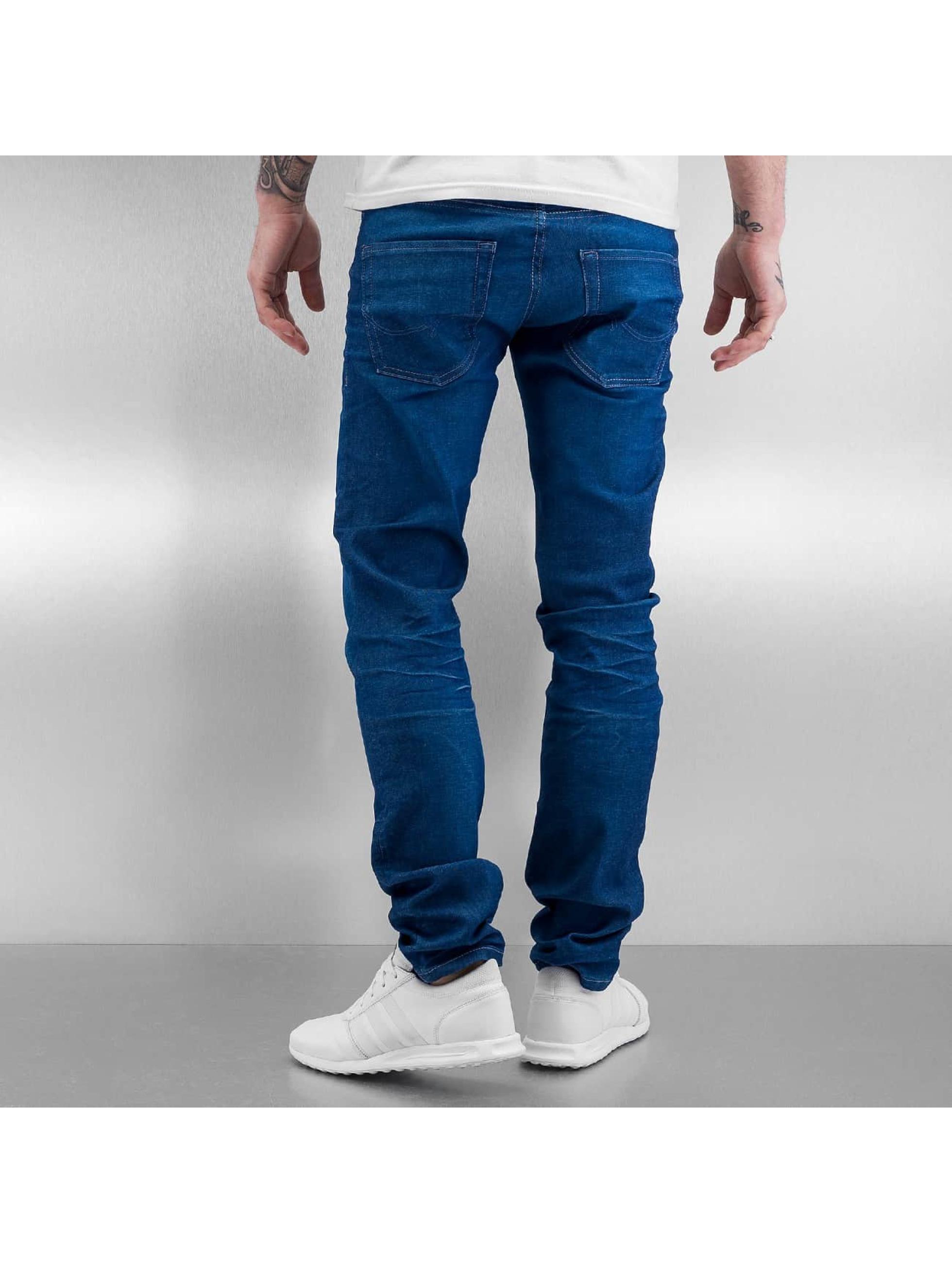 Jack & Jones Skinny Jeans jjiTim blue