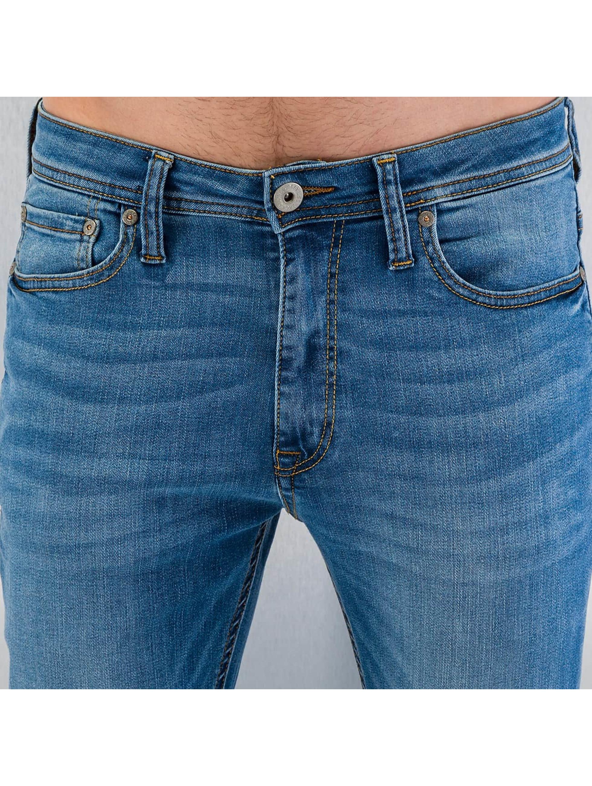 Jack & Jones Skinny Jeans jjiLiam jjOriginal niebieski