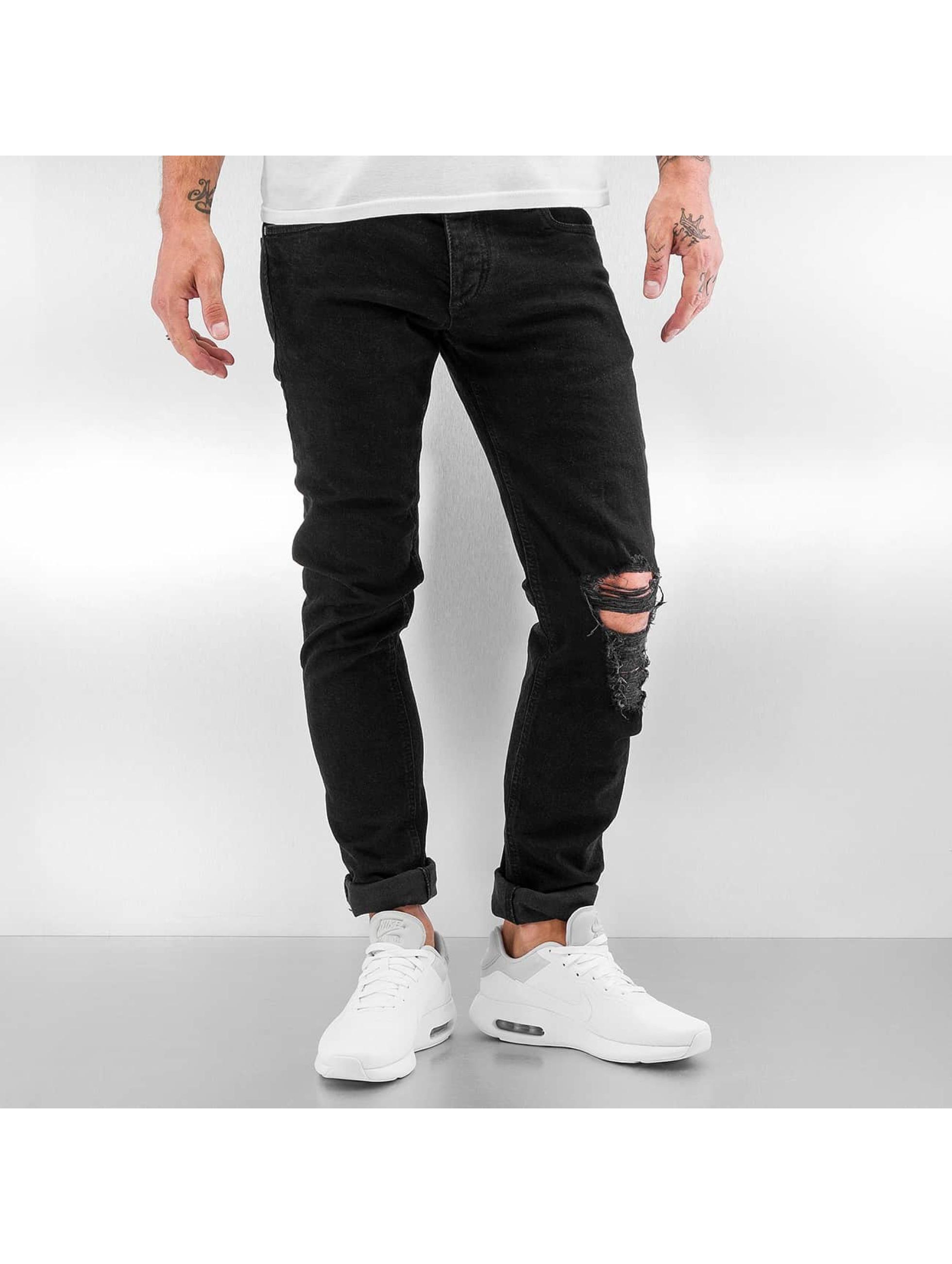 Skinny Jeans jjiGlenn jjOriginal in schwarz