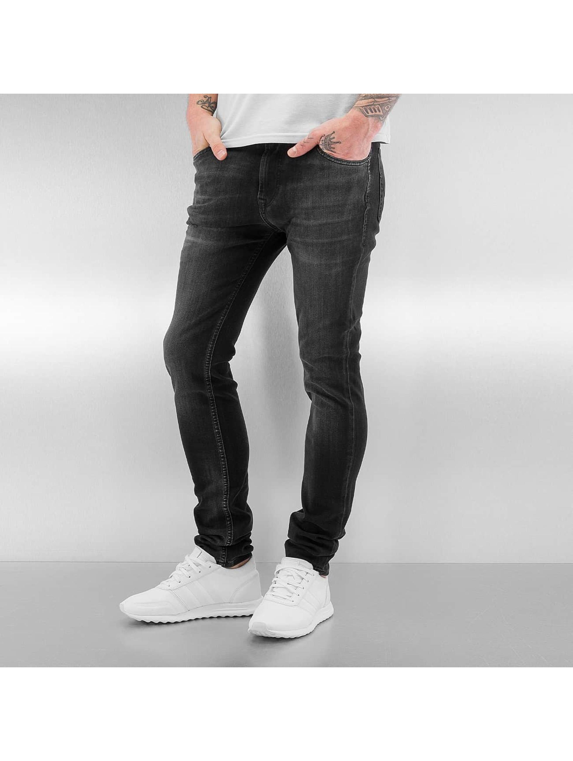 Jack & Jones Skinny Jeans jjiLiam jjOriginal in schwarz