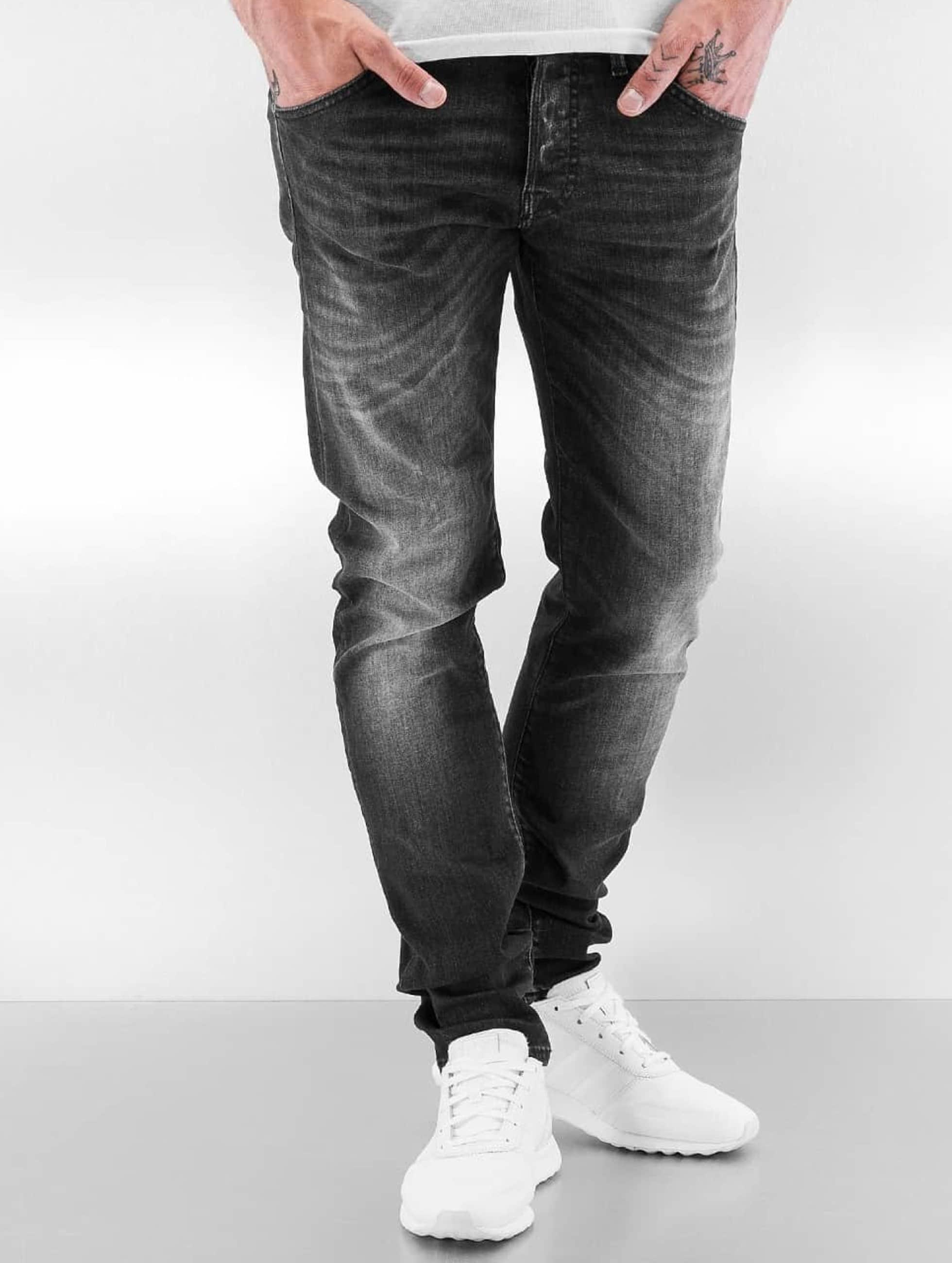 Jack & Jones Skinny jeans jjIglenn jjFox svart