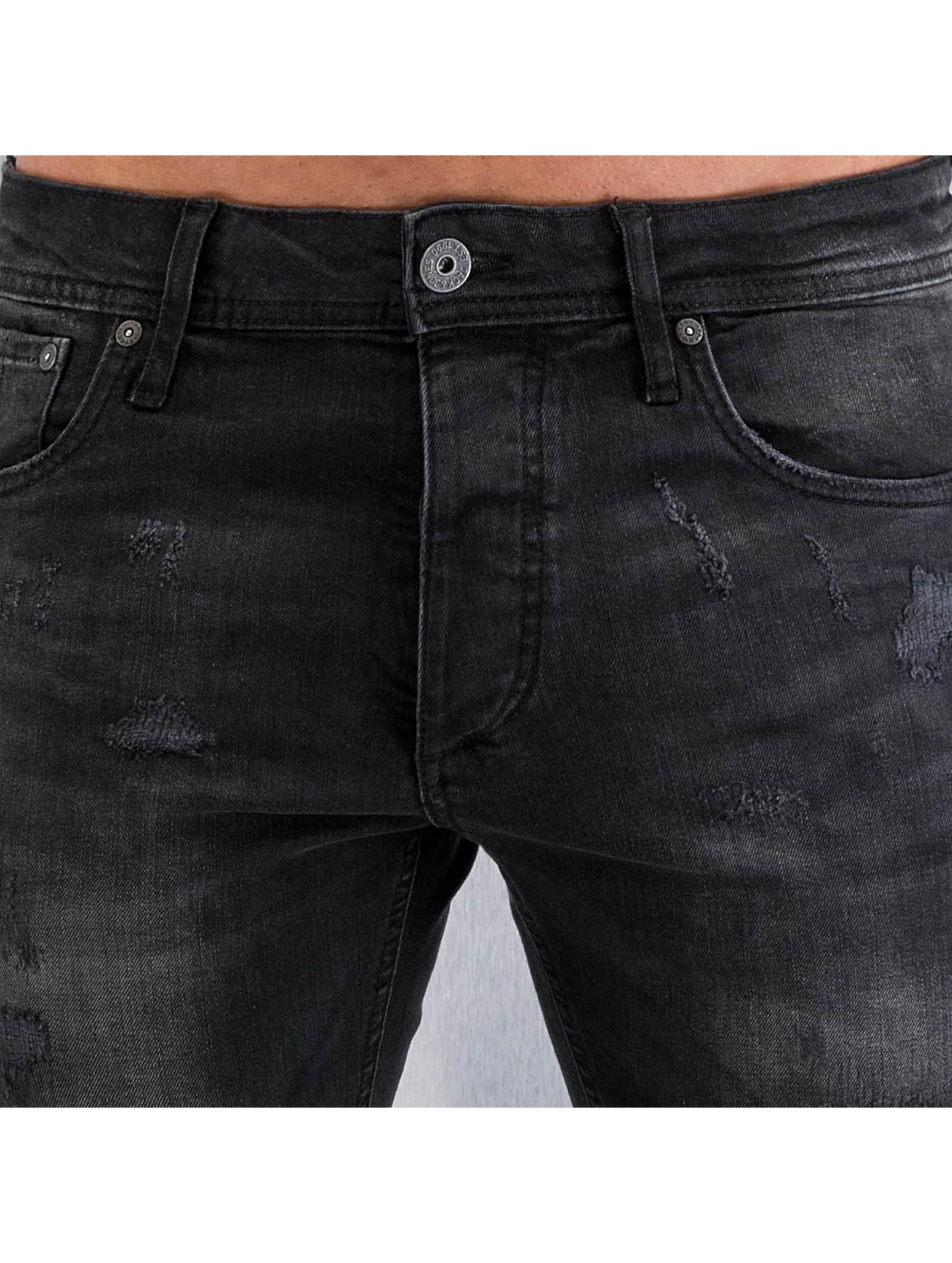 Jack & Jones Skinny jeans jjiGlenn jjOriginal svart
