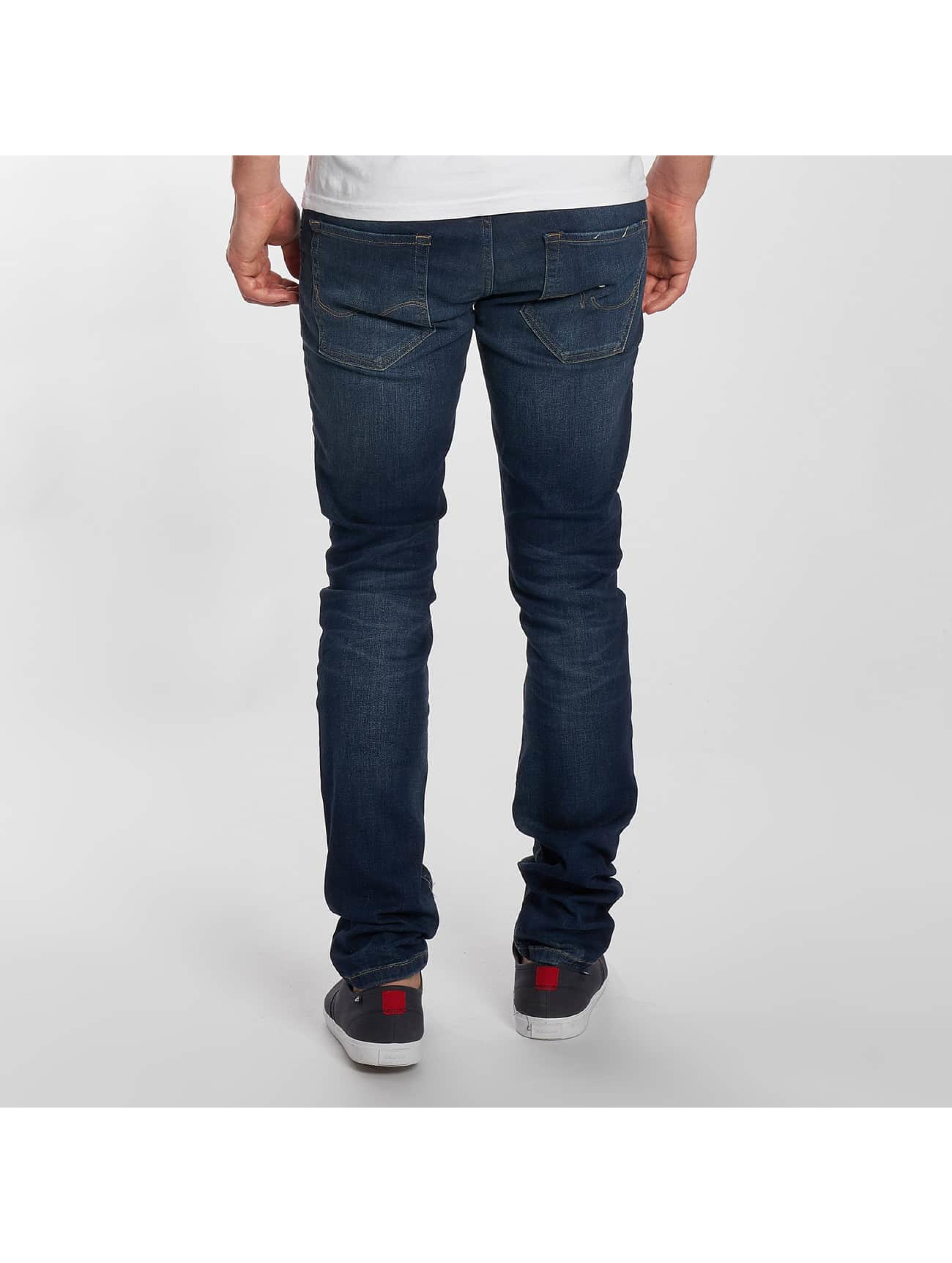 Jack & Jones Slim Fit Jeans jjTIM blue