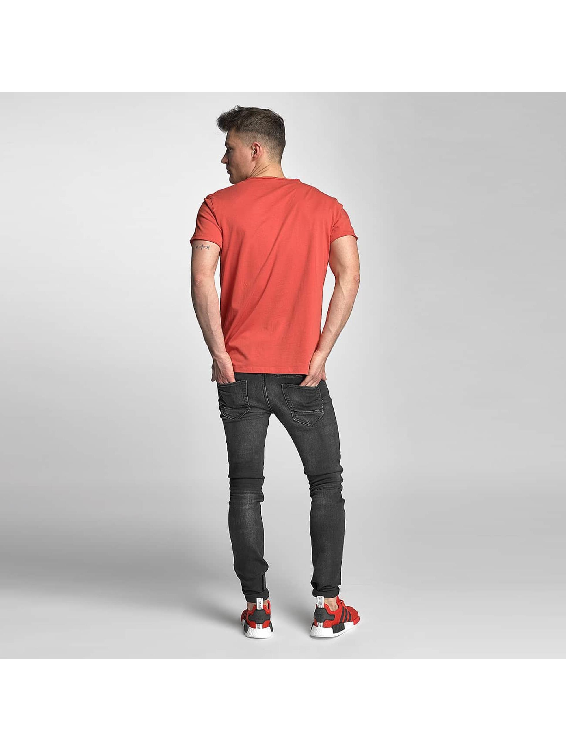 Jack & Jones Slim Fit Jeans jjiGlenn jjJax schwarz