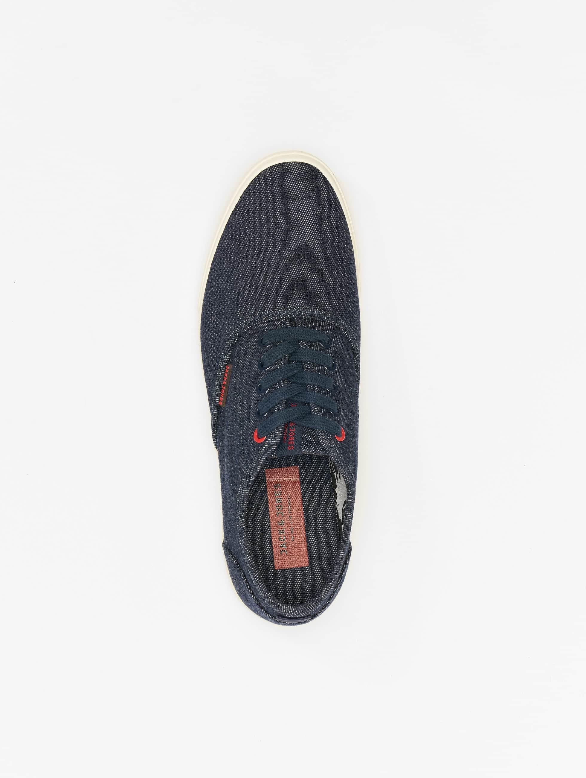 Jack & Jones Sneaker jSpider Canvas blau