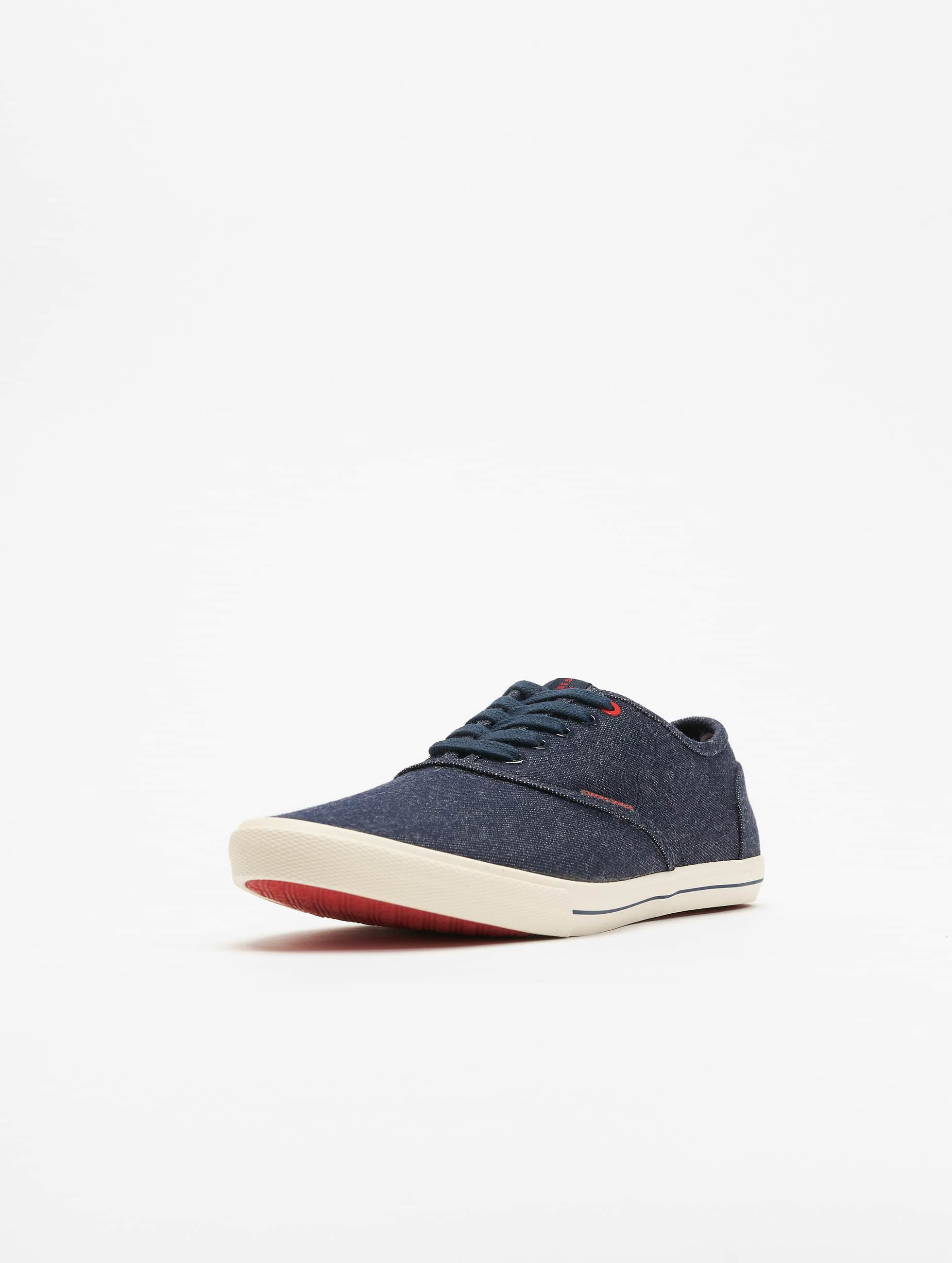Jack & Jones sneaker jSpider Canvas blauw