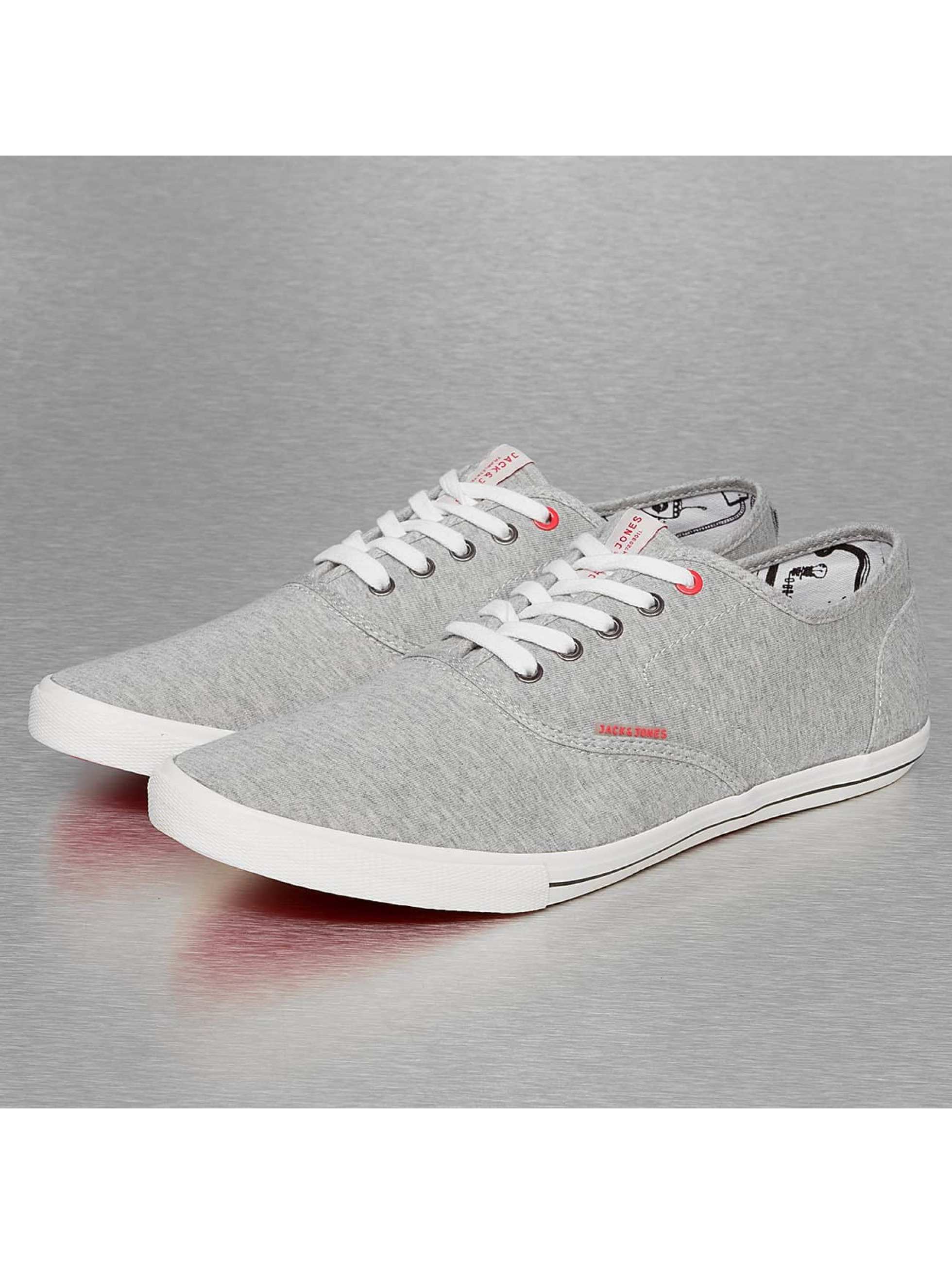 Jack & Jones Sneaker jjSpider Canvas grau