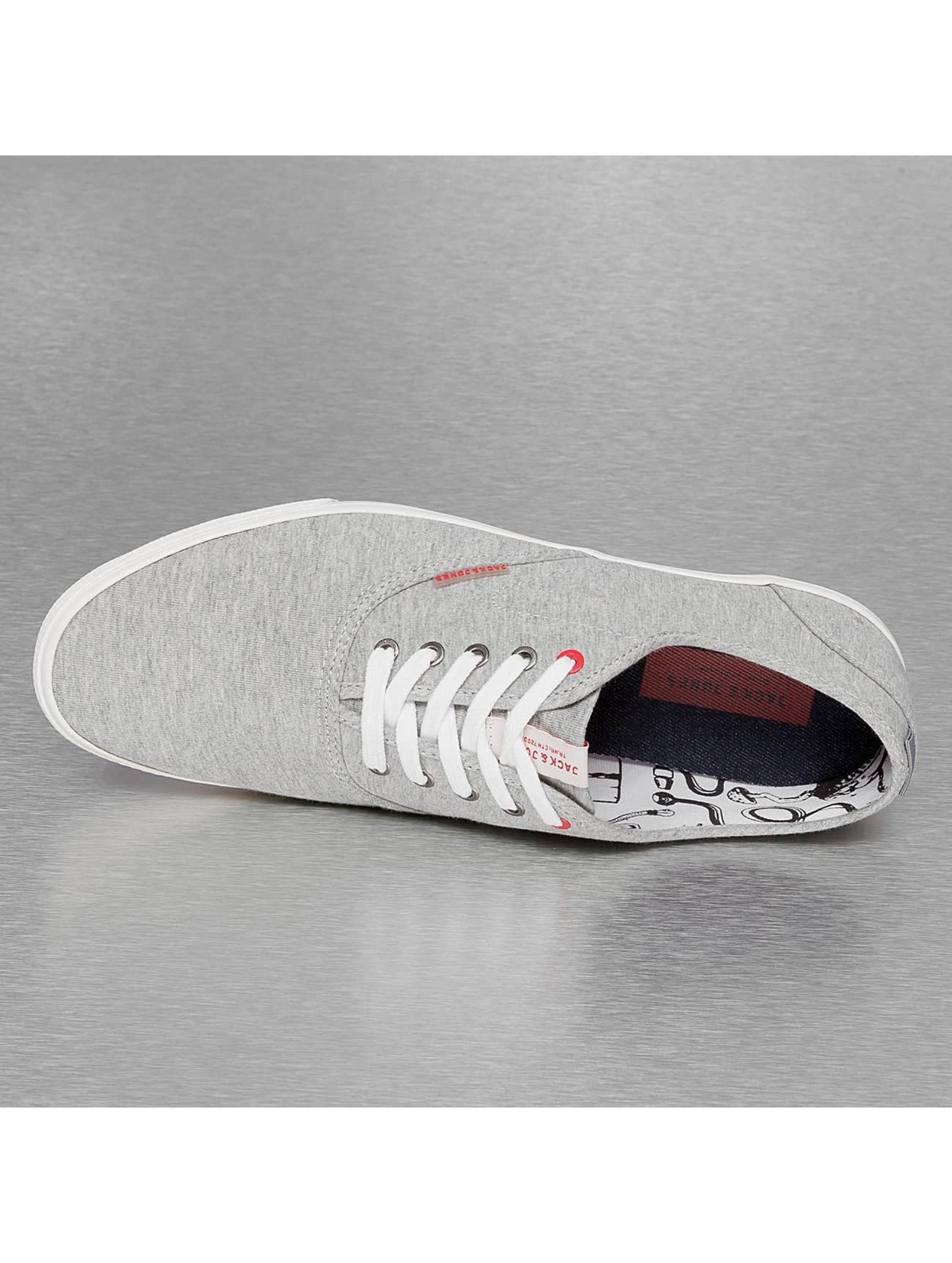 Jack & Jones sneaker jjSpider Canvas grijs