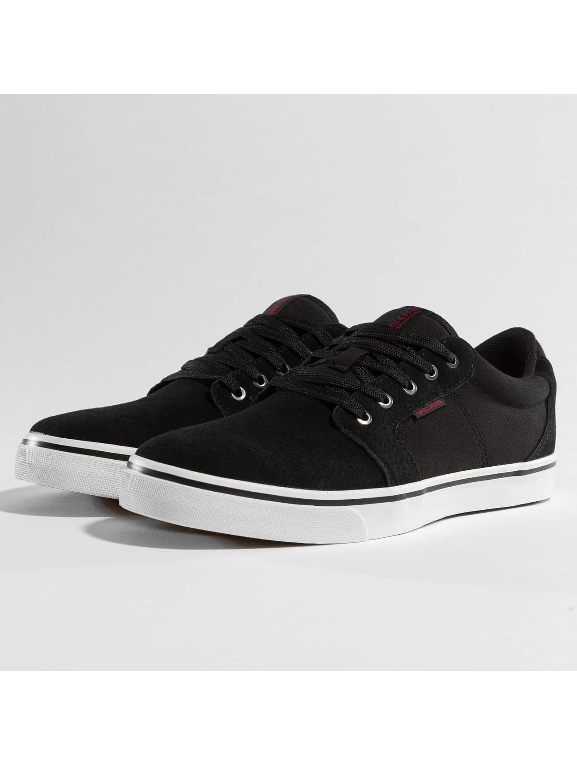 Jack & Jones Sneaker jfwDandy Nubuck schwarz