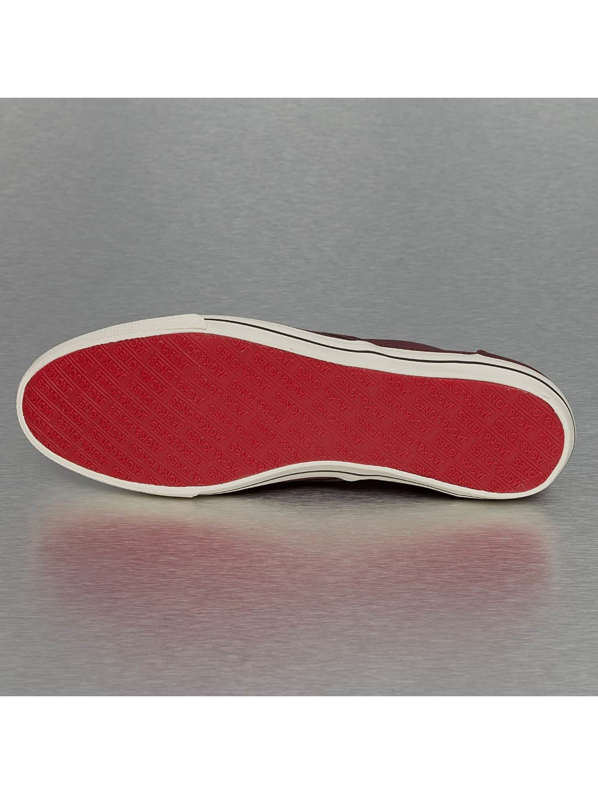 Jack & Jones Sneakers jfwSpider Waxed Canvas czerwony