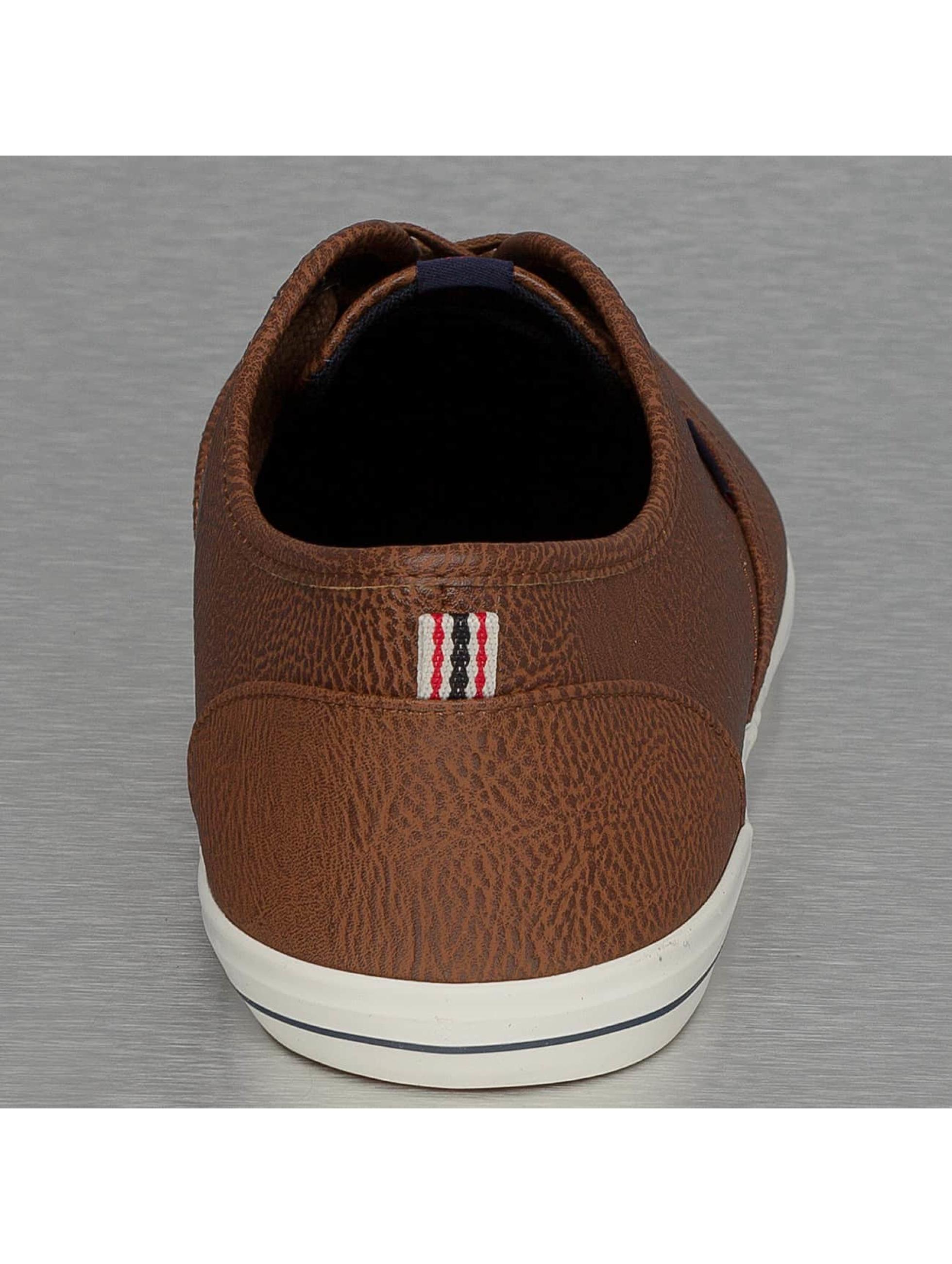 Jack & Jones Sneakers jfwSpider PU hnedá