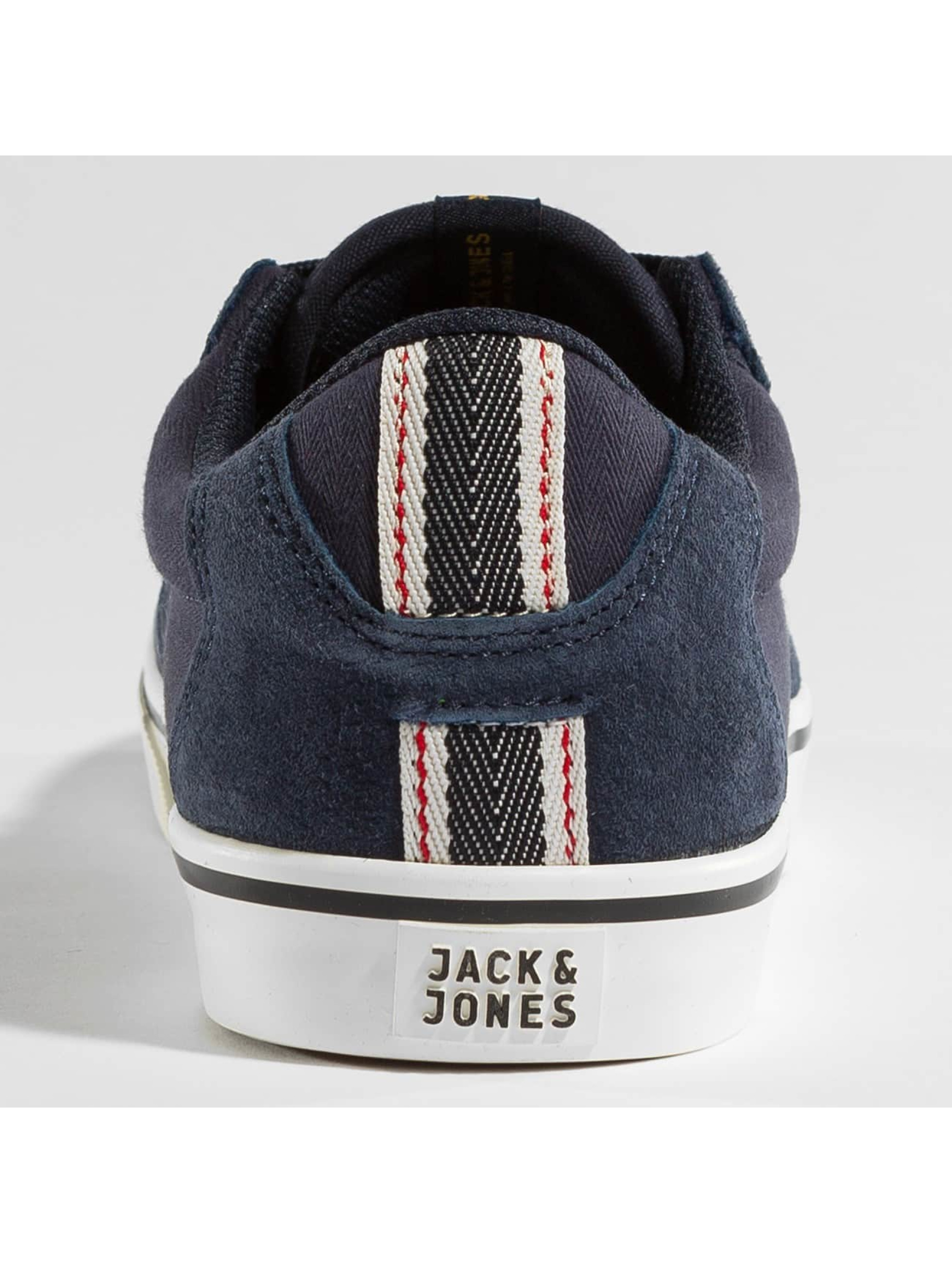 Jack & Jones Sneakers jfwDandy Nubuck modrá