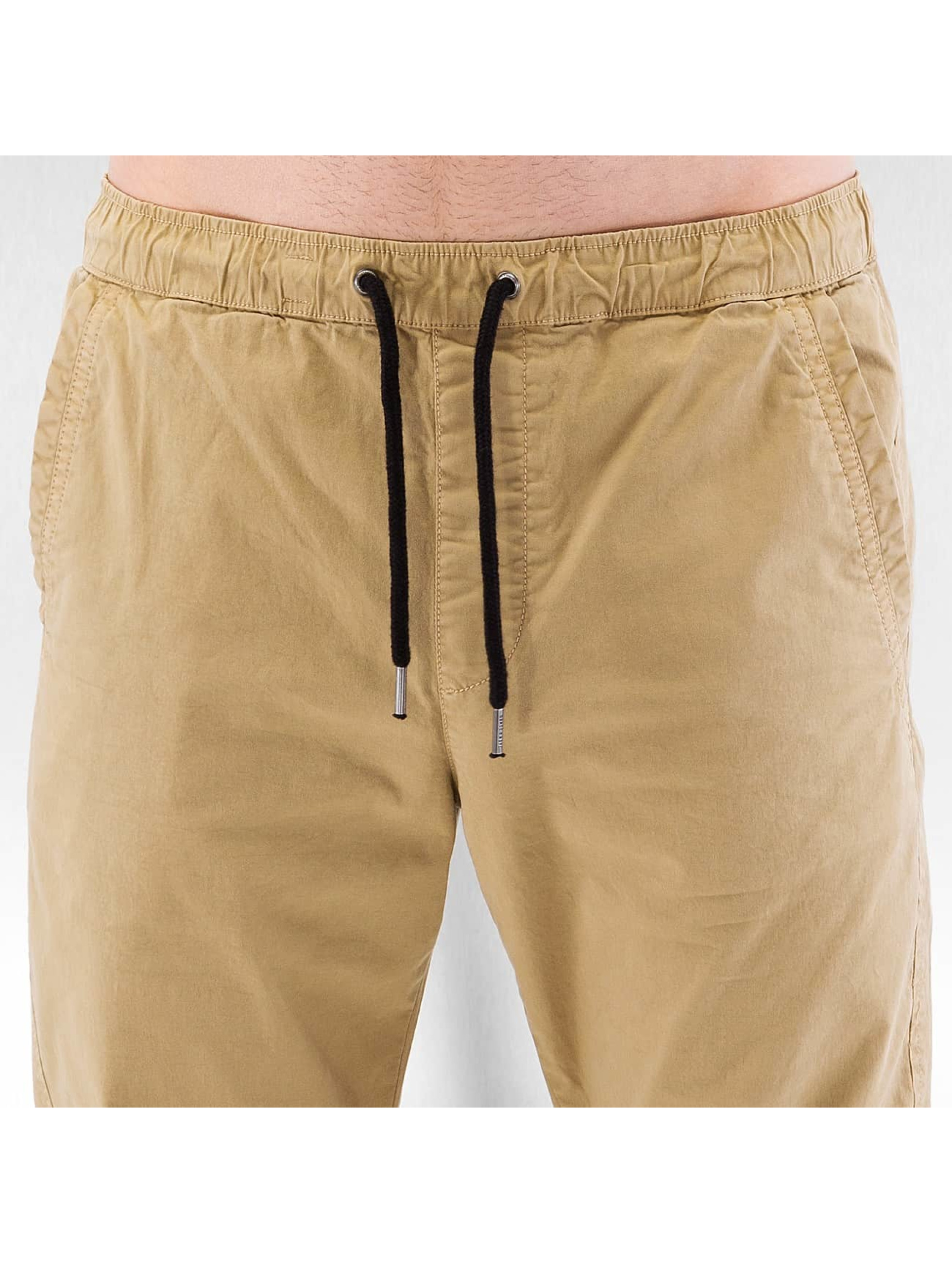 Jack & Jones Spodnie wizytowe jjiVega jjLane bezowy