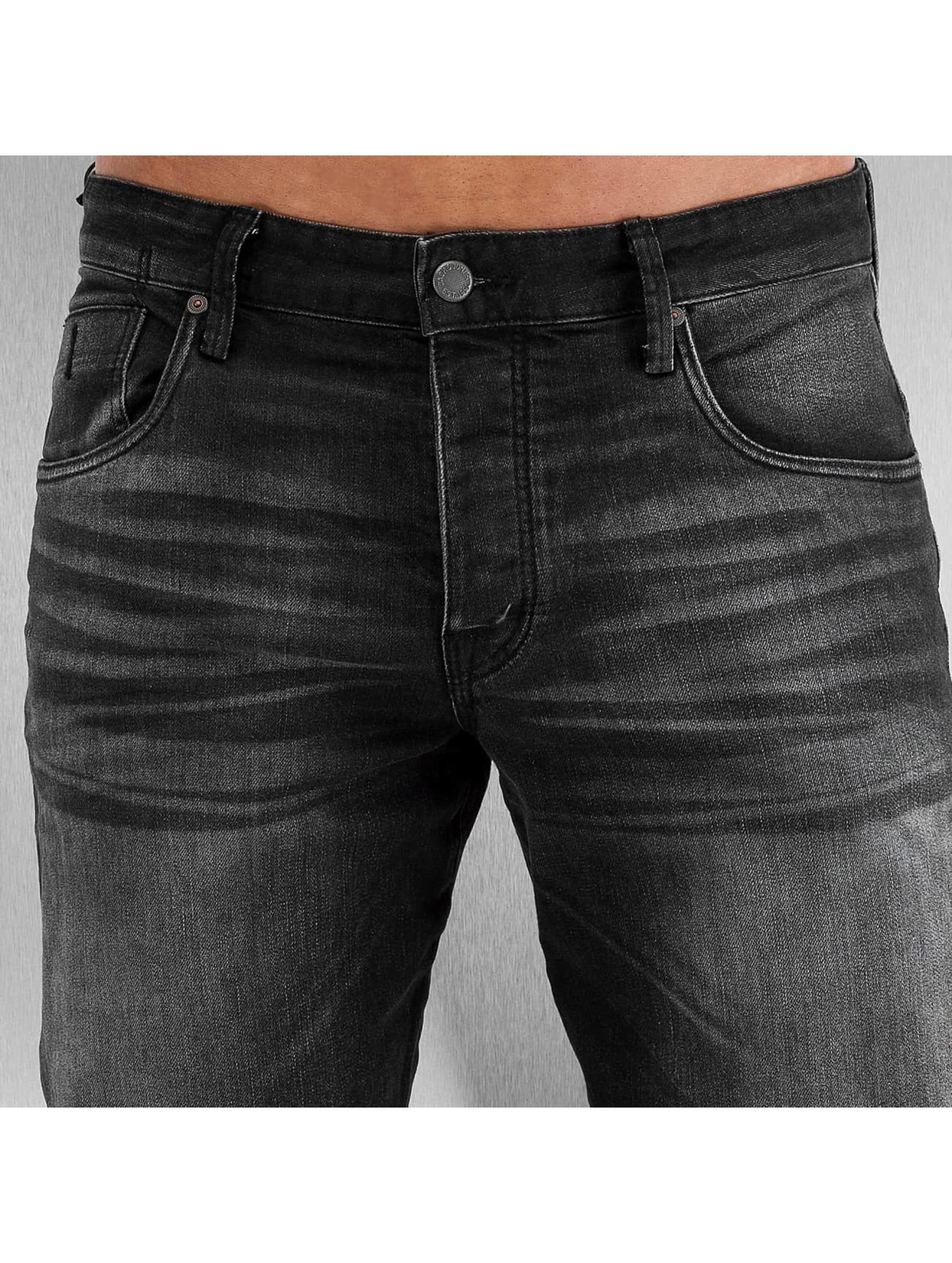 Jack & Jones Straight Fit Jeans jjiMike jjIron black
