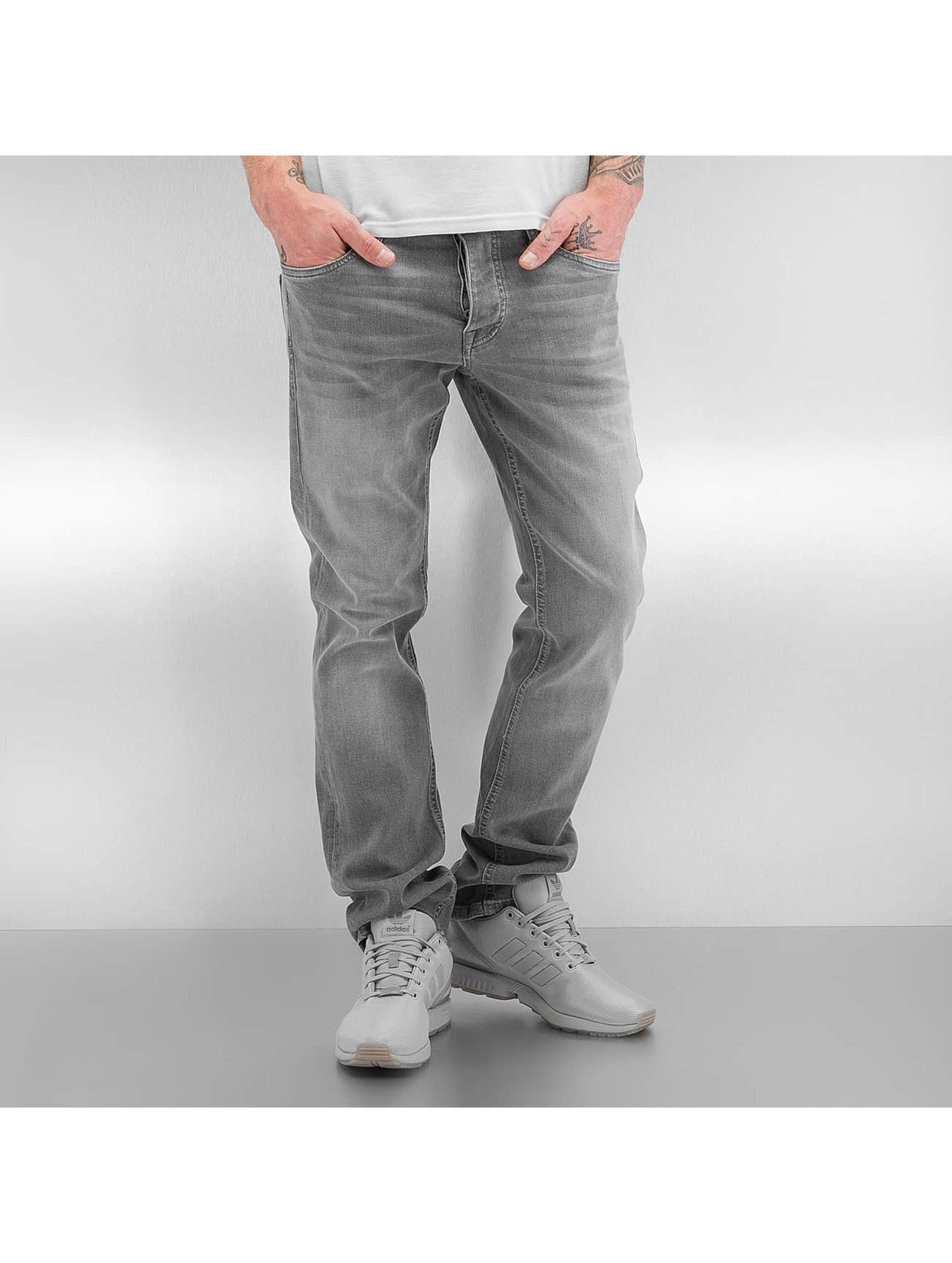 Jack & Jones Straight Fit Jeans jjiClark grey